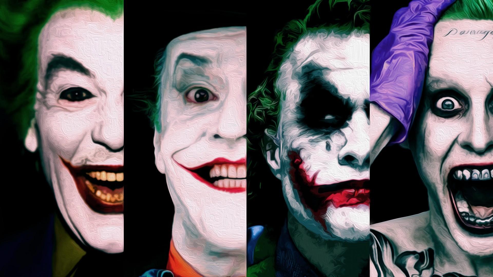 Jared Leto Joker Wallpapers 1
