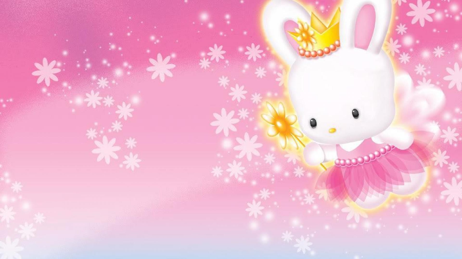 Hello Kitty Background Download Free Beautiful High Resolution