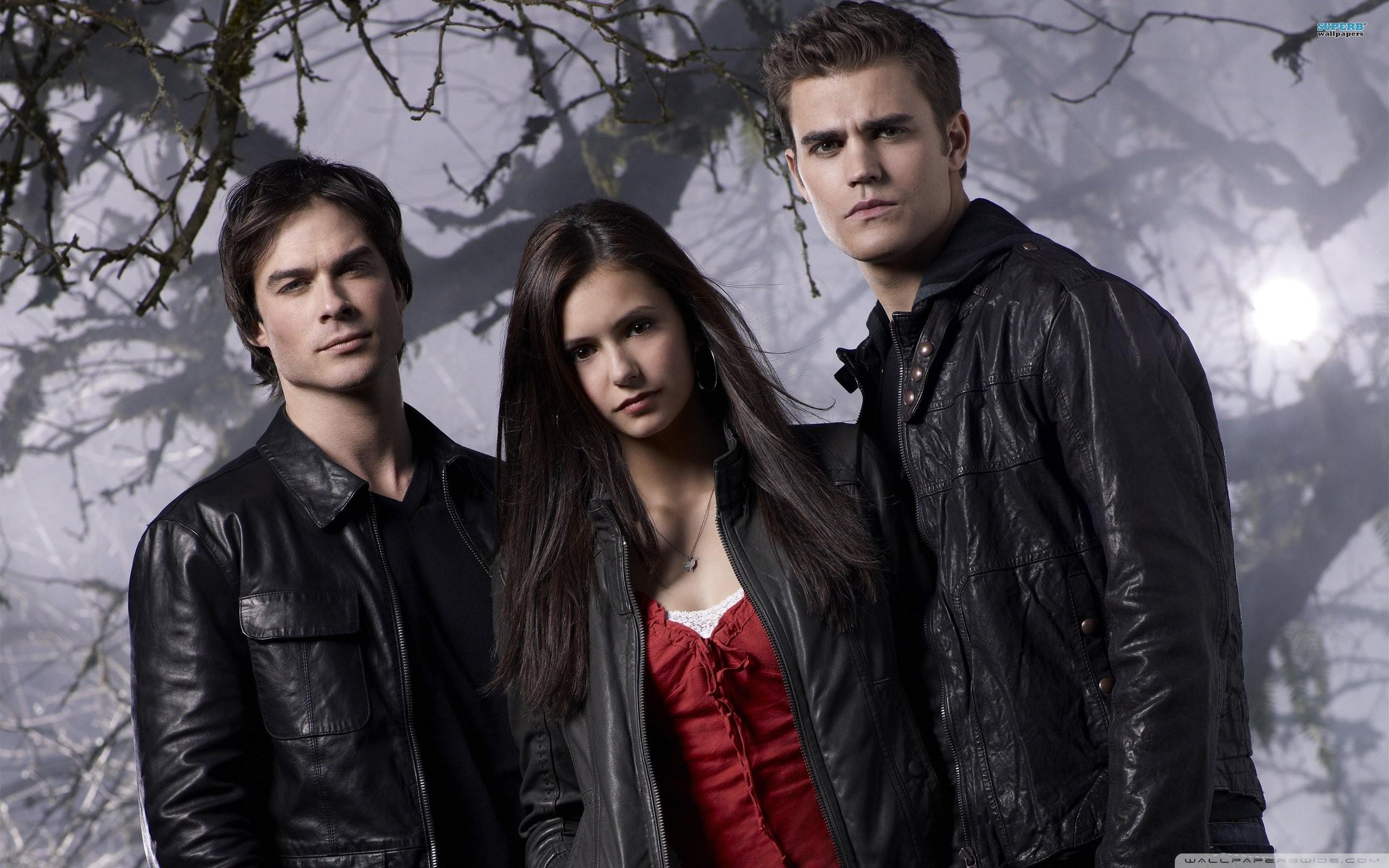 vampire diaries cast - HD1280×1024