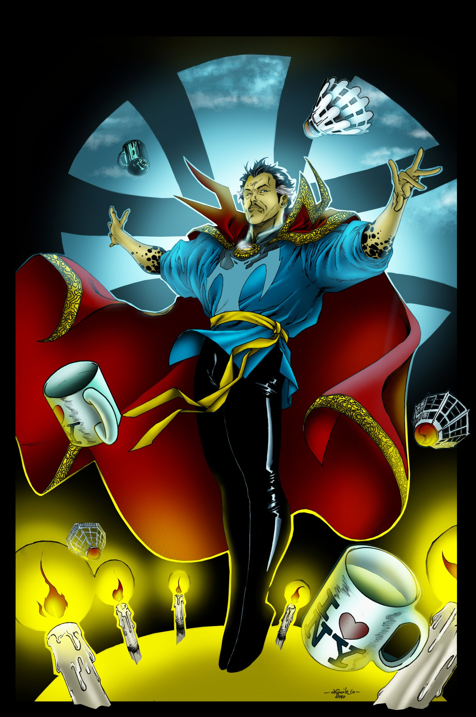 Dr. Strange wallpaper ·① Download free cool High ...