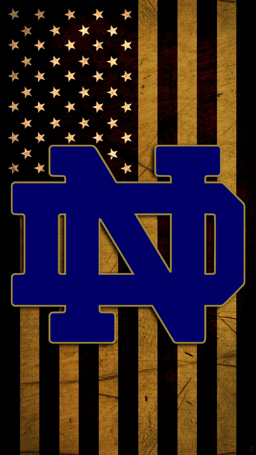 Notre dame fighting irish wallpapers wallpapertag - Notre dame football wallpaper ...