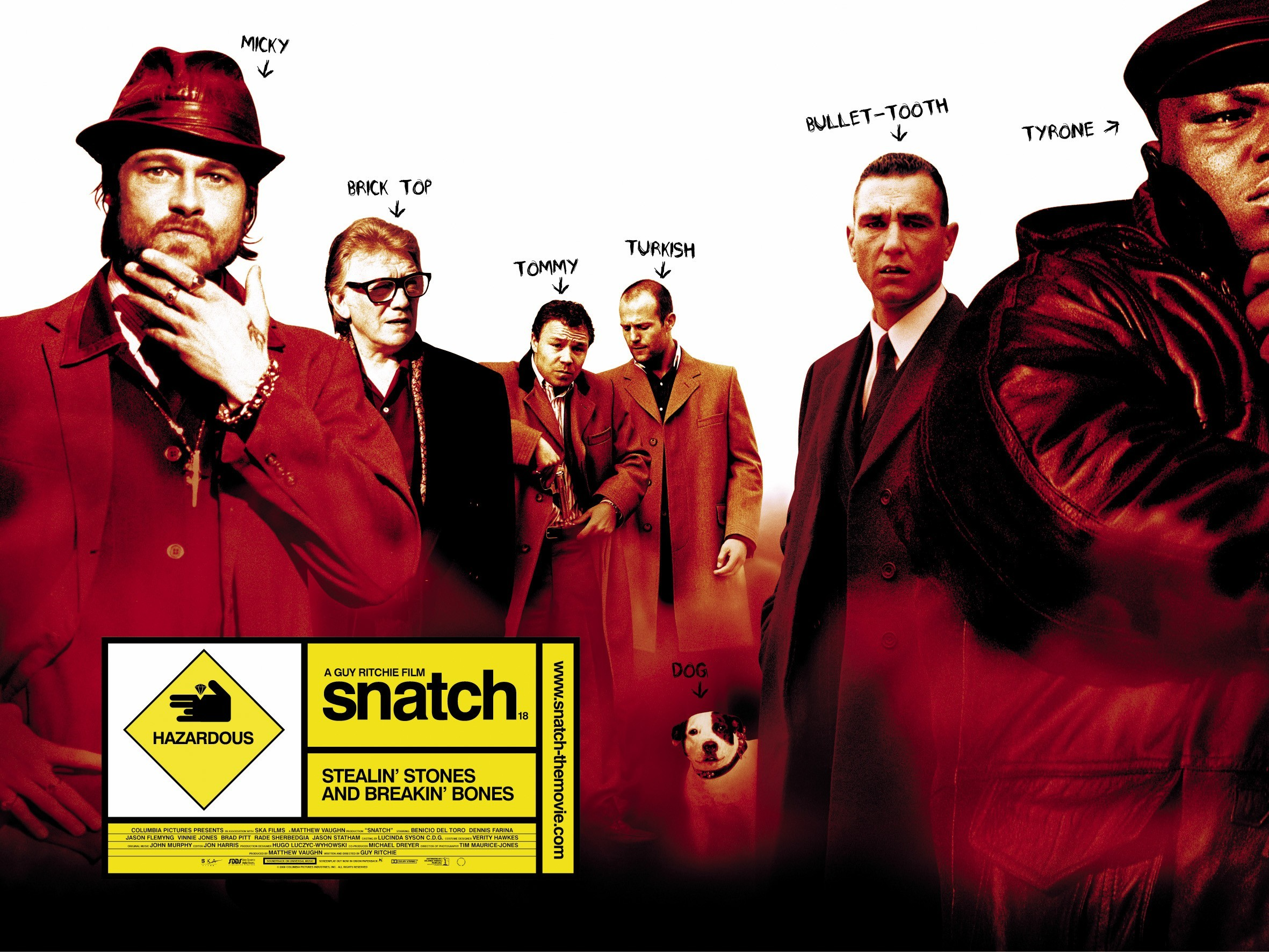 snatch from