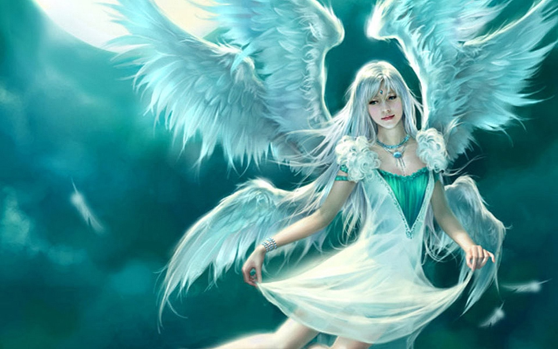 Fantasy Angel Wallpaper ·① WallpaperTag