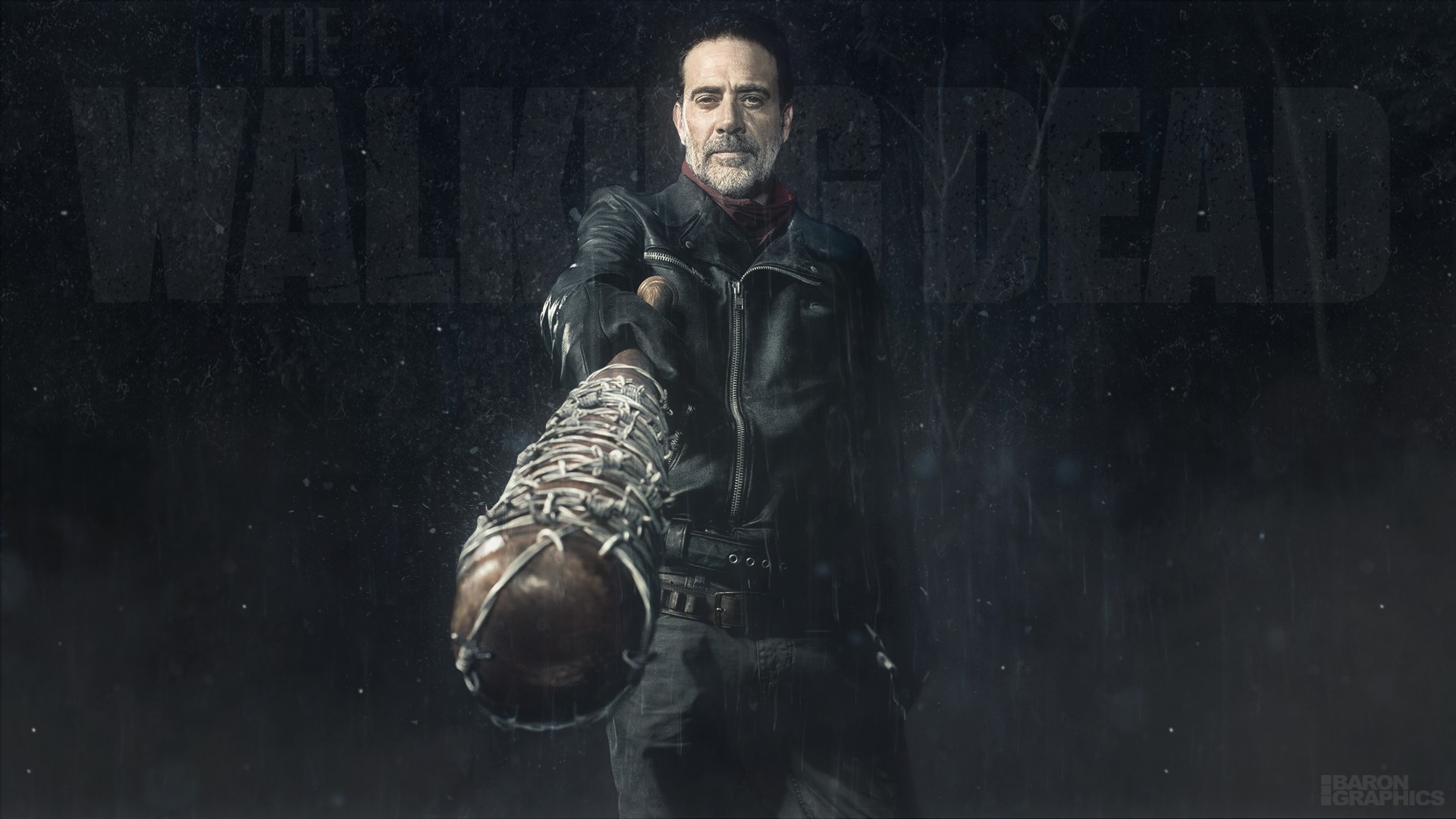 tv guide the walking dead rick and negan