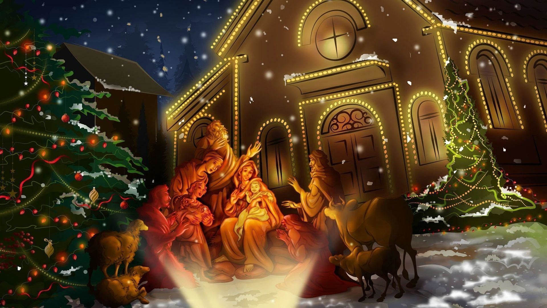 1920x1080 xmas stuff for christian christmas wallpaper - Christian Christmas Wallpaper