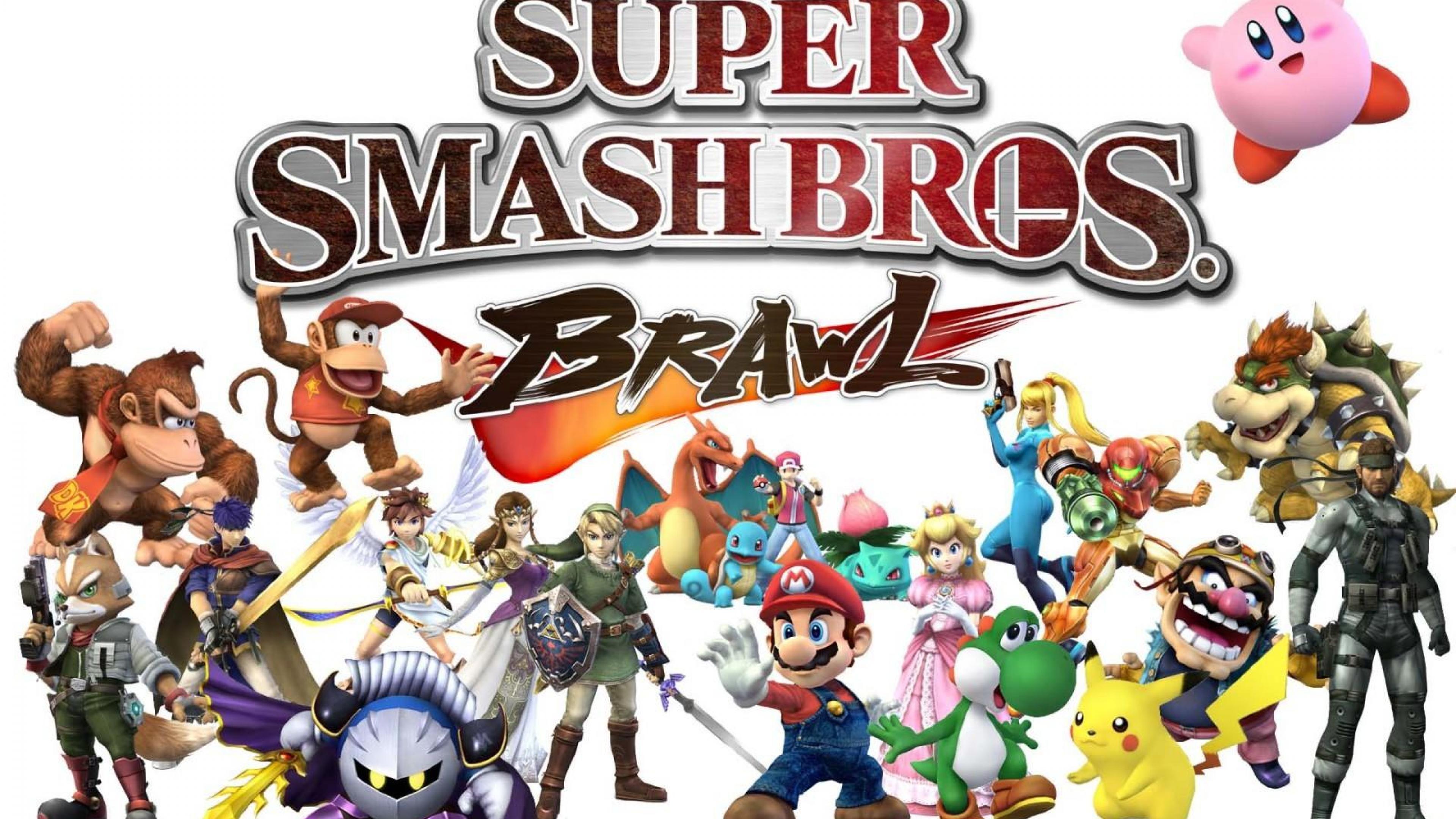 super smash bros brawl wallpaper 183��