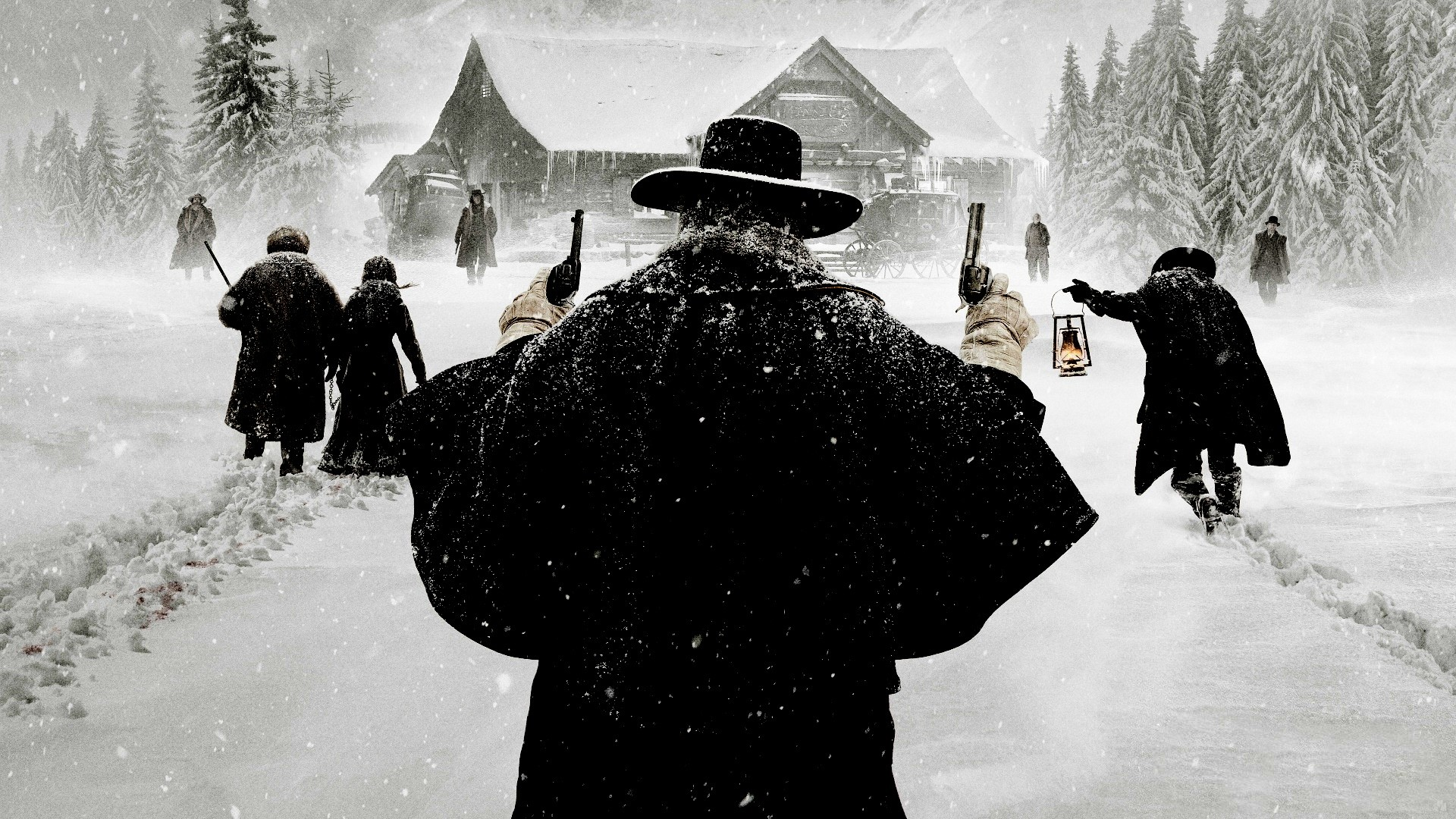 The Hateful Eight Wallpapers ① Wallpapertag