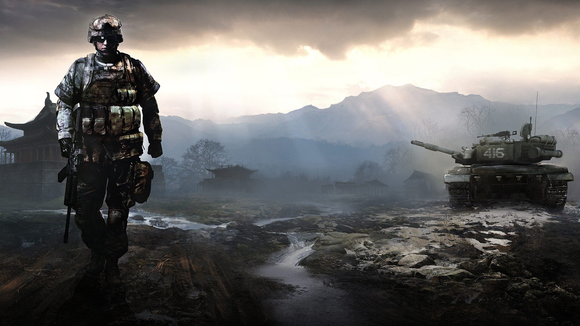 1920x1080 Real Battlefield Background Download Free