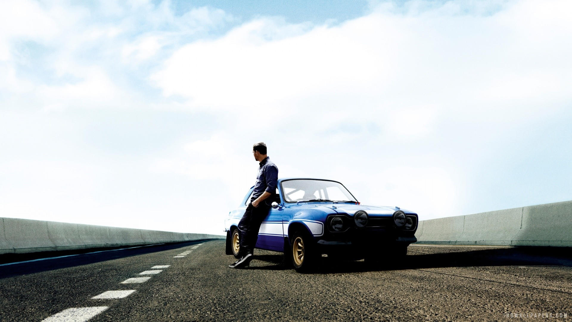 Paul Walker -Fast and Furious_Brian O'Conner | HD ... |Fast And Furious 6 Paul Walker Wallpaper