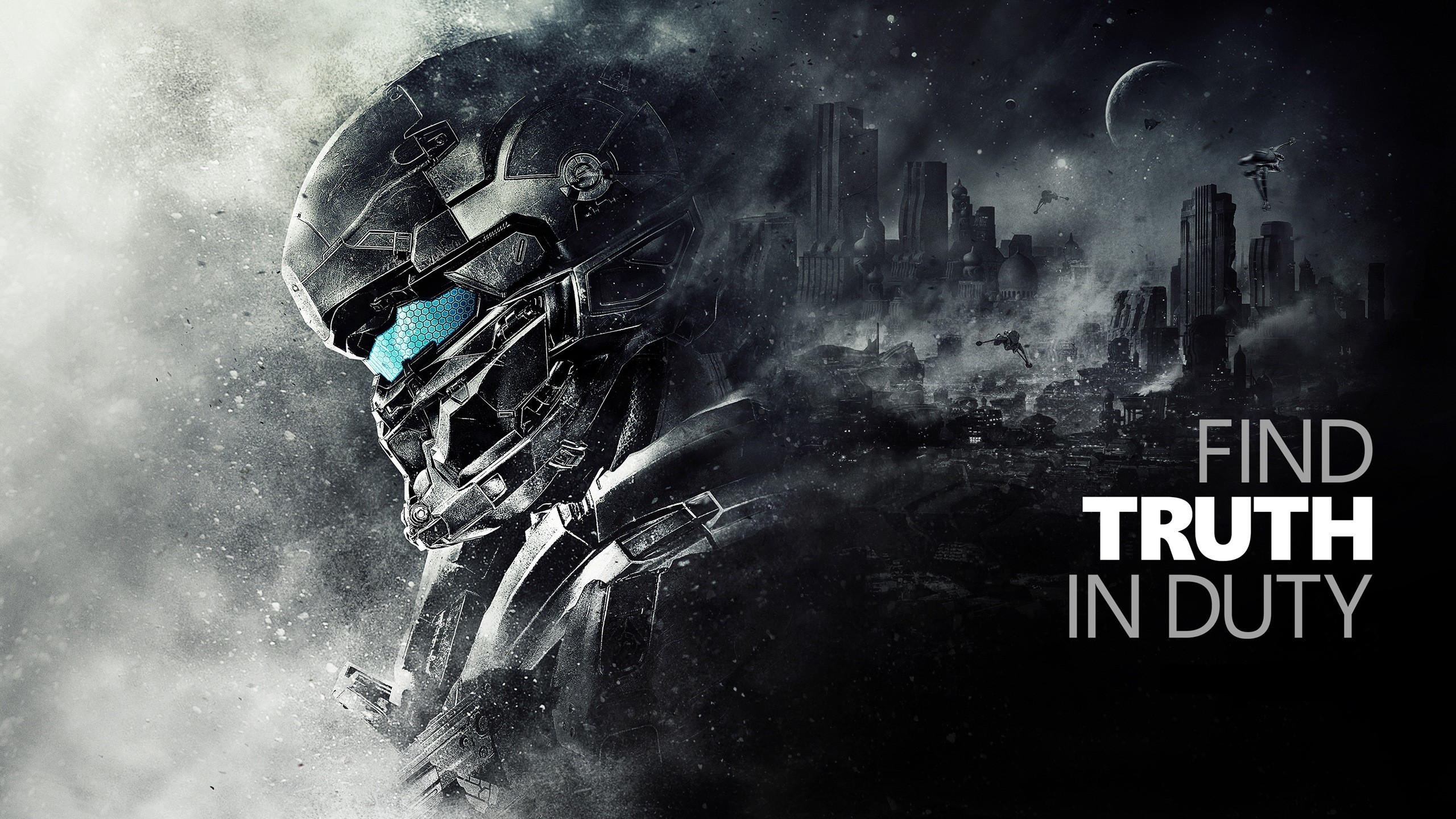 Wallpaper Halo Guardians Master Chief Artwork HD Games