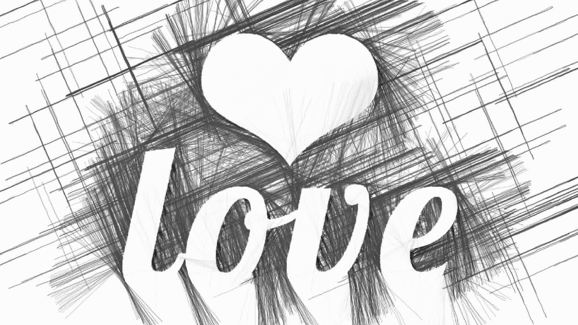 black and white love pictures