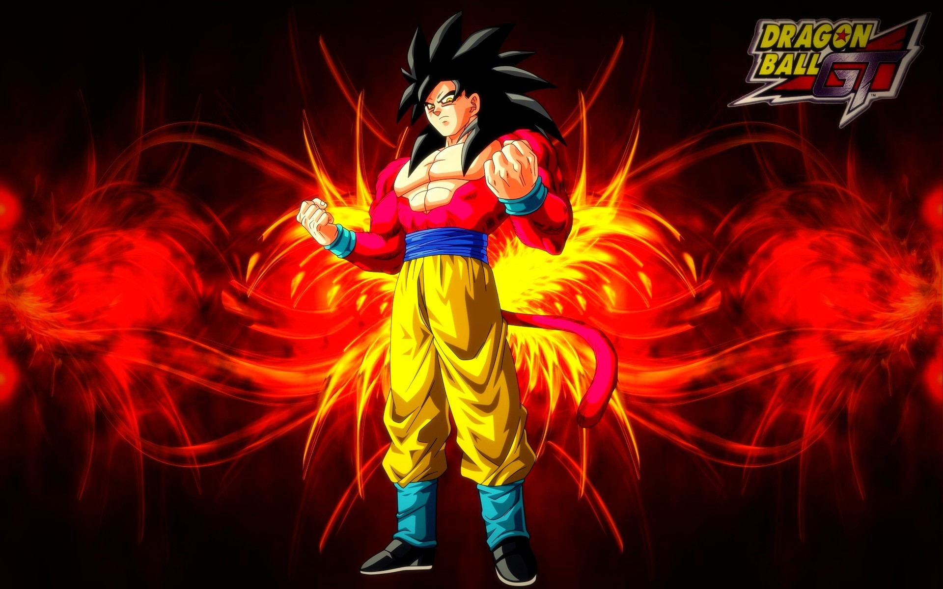 Dragon ball gt hd wallpapers wallpapertag - Dragon ball gt goku wallpaper ...