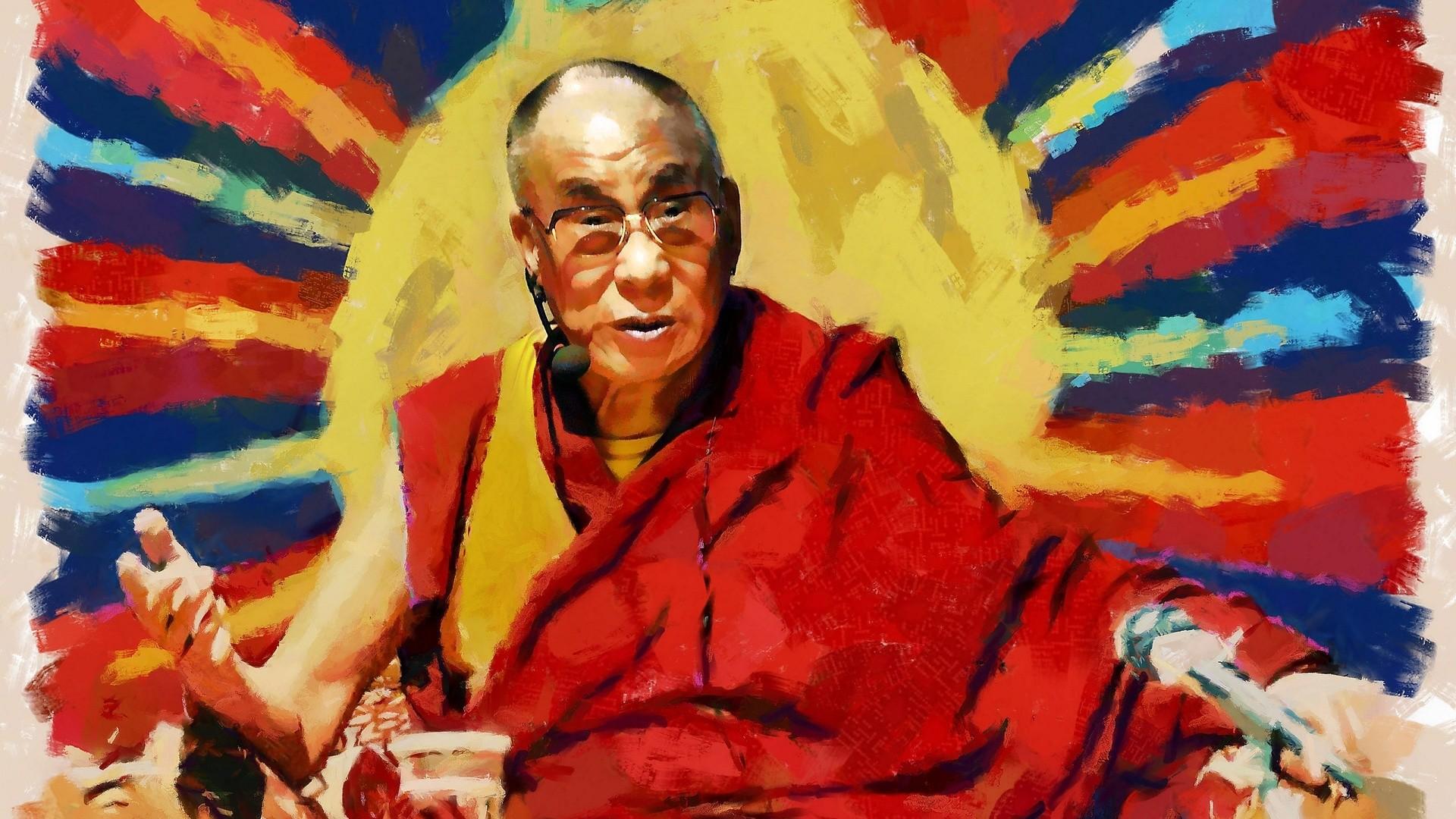 Dalai Lama Wallpaper ·①
