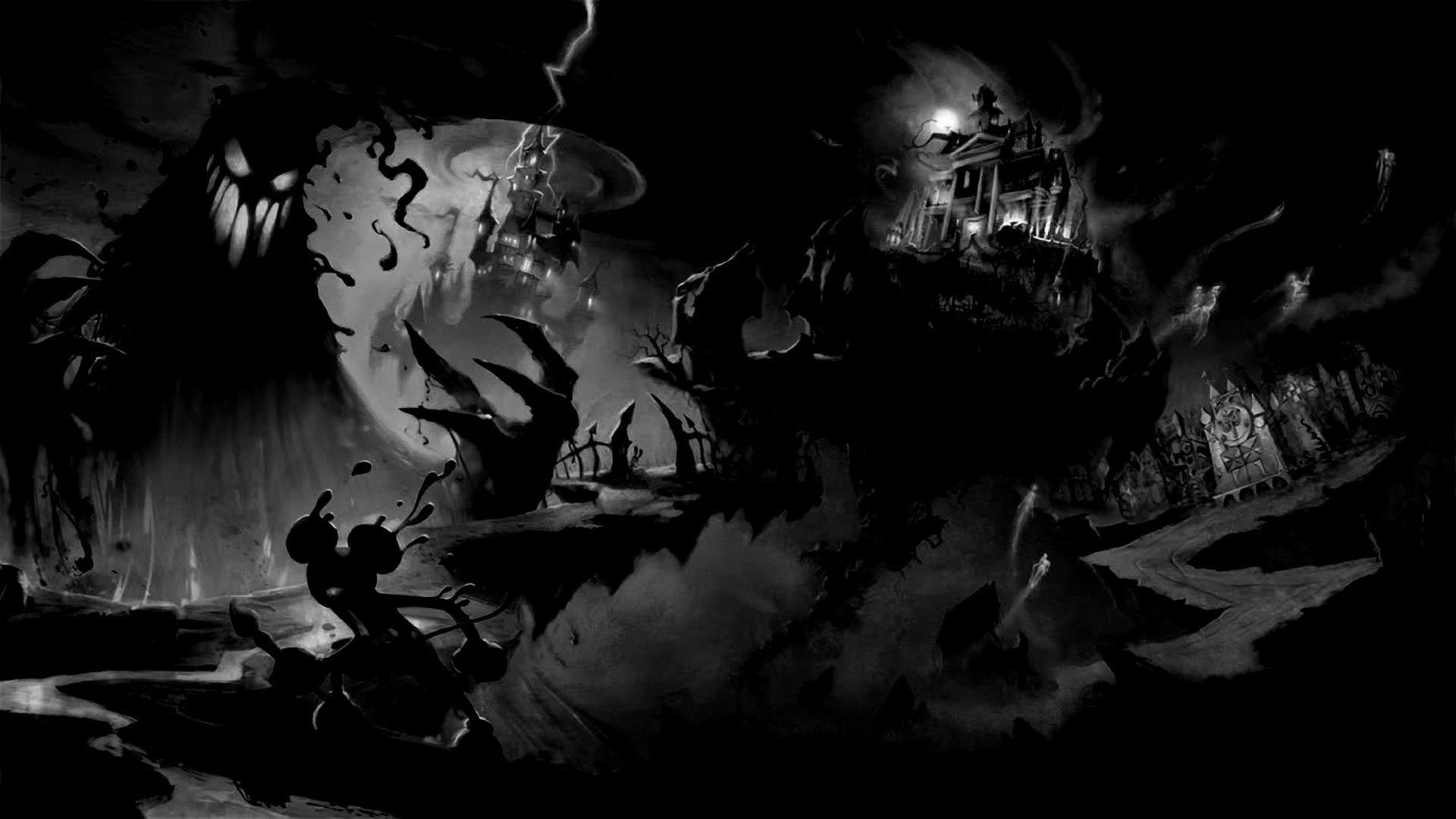 1920x1080 Scary Halloween Backgrounds Wallpapers Zone Desktop Background 1920x1200
