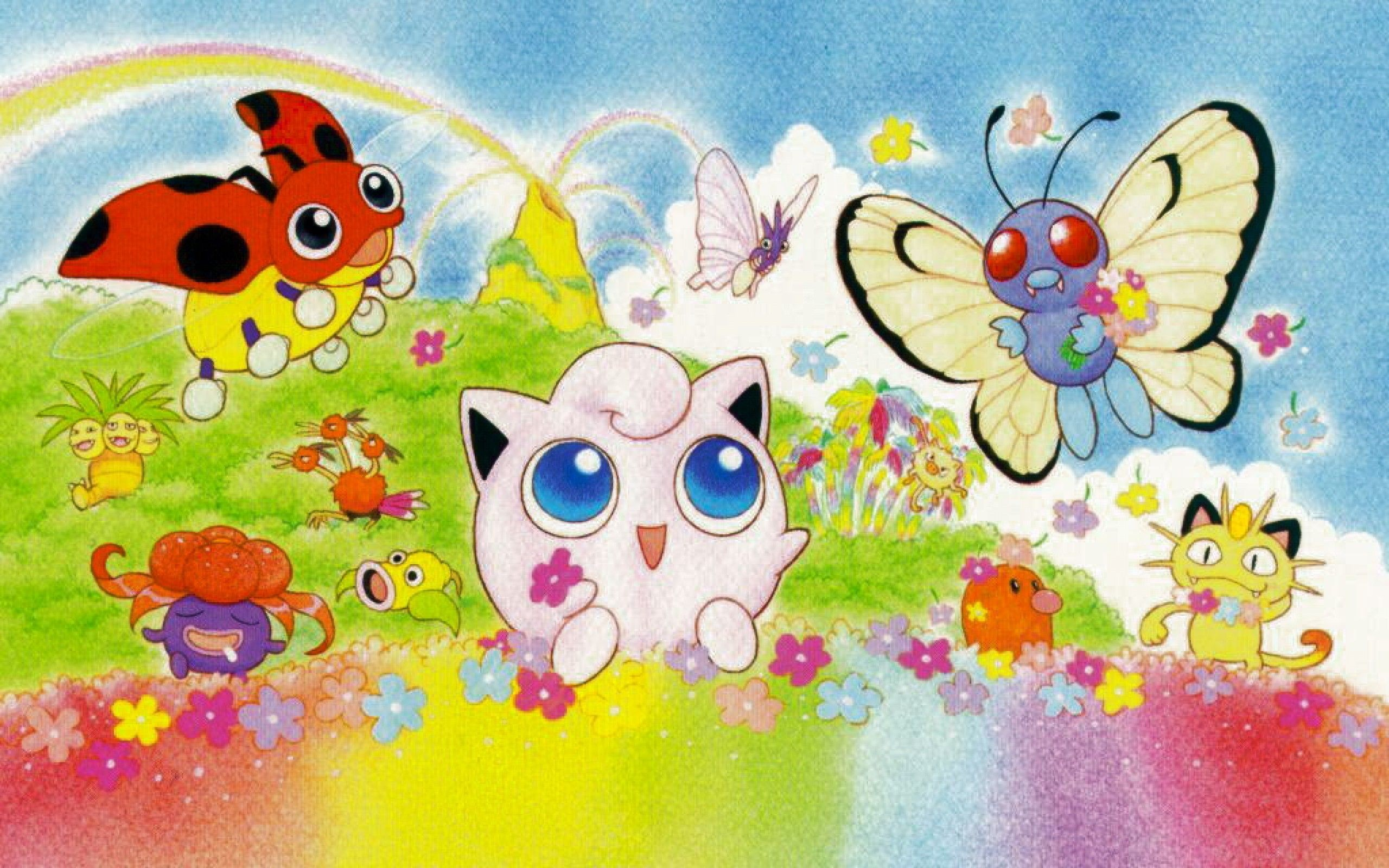 Cute Pokemon Wallpaper 1920x1080 1080p