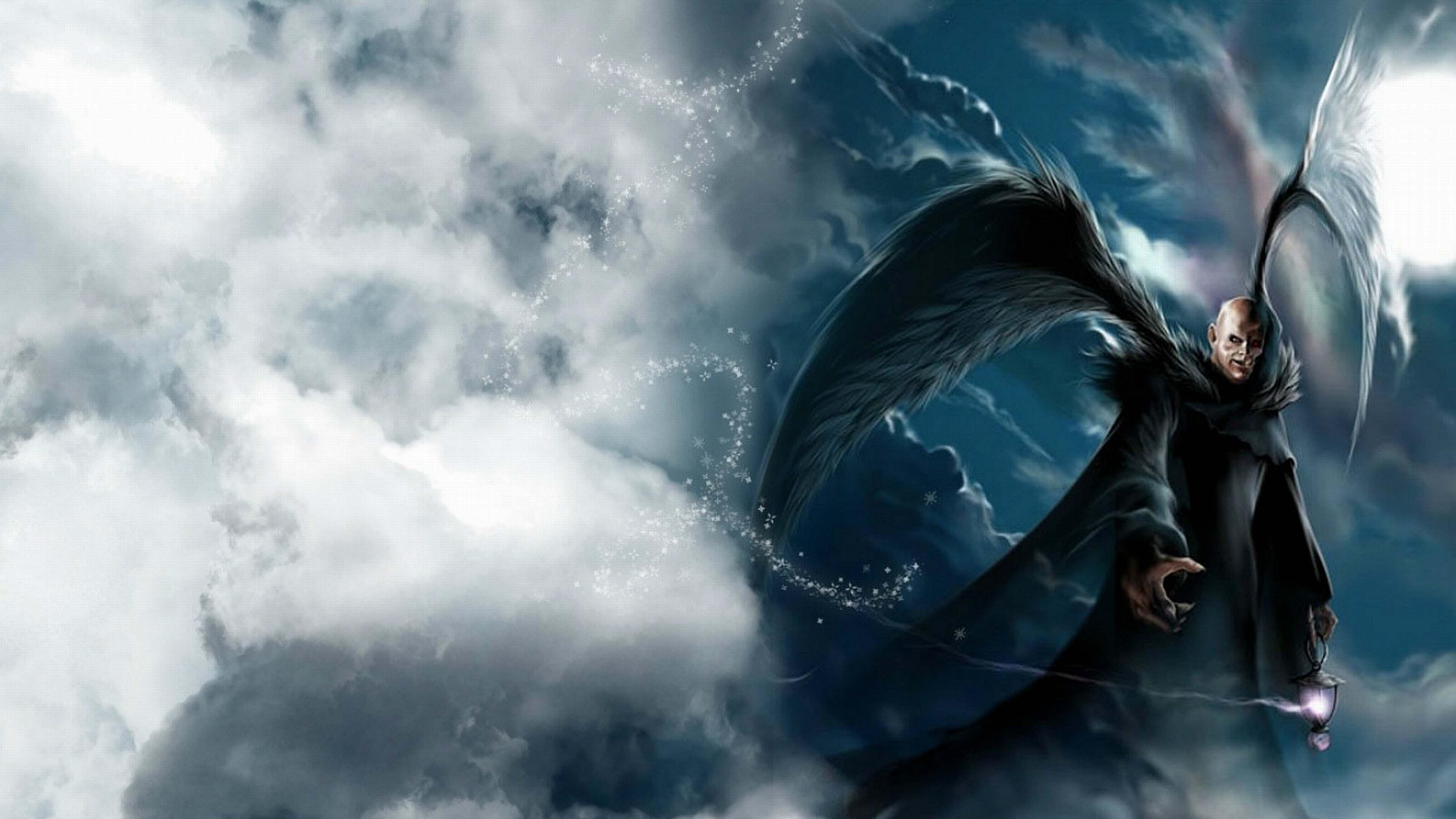 картинки на рабочий фон ангелов часто