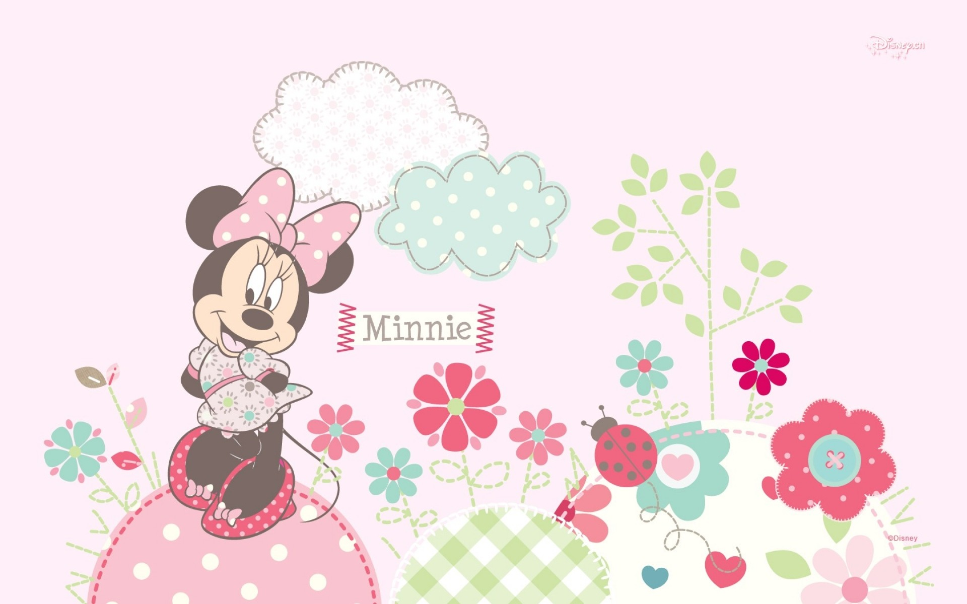 Minnie Mouse Wallpaper 1 Download Free Awesome Full HD Wallpapers