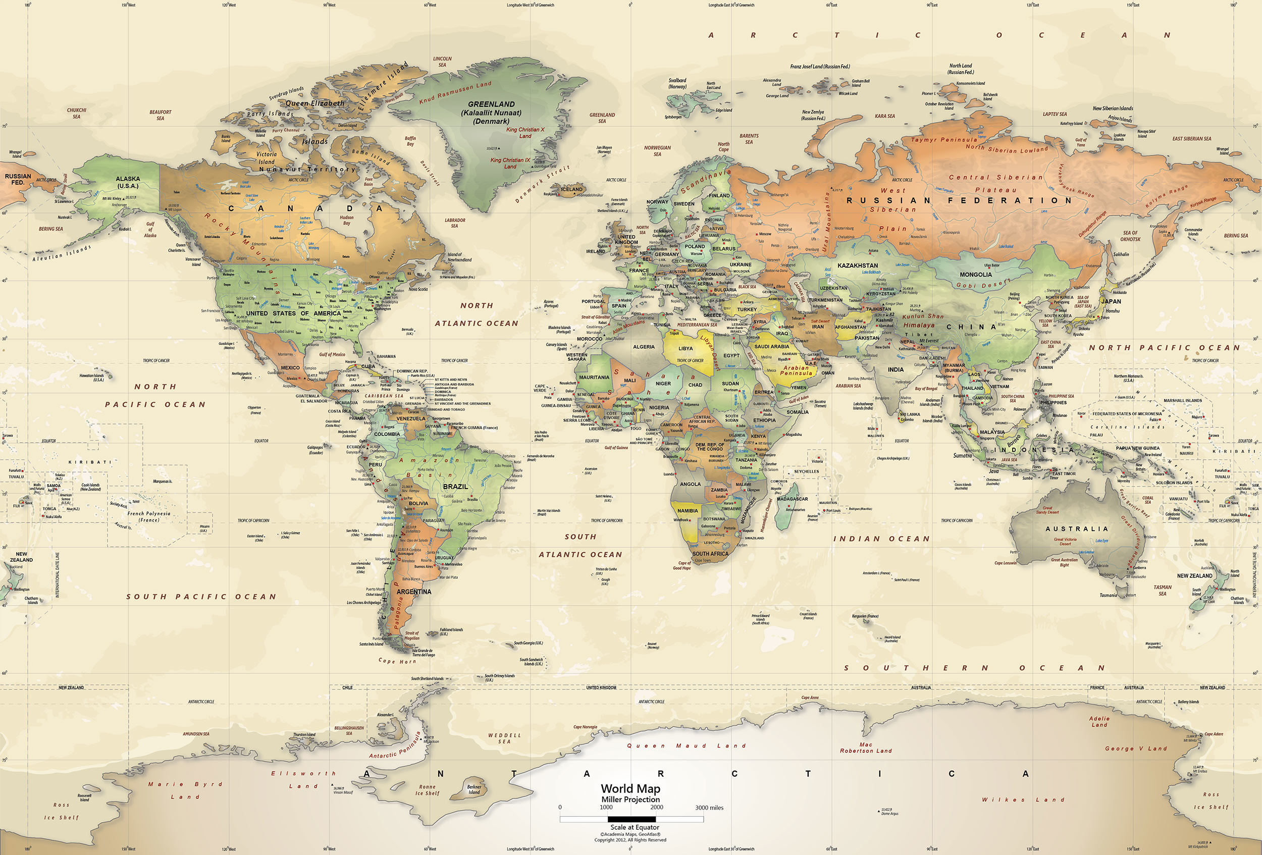 Vintage map wallpaper 2500x1694 antique world map wallpaper retratos gumiabroncs Gallery