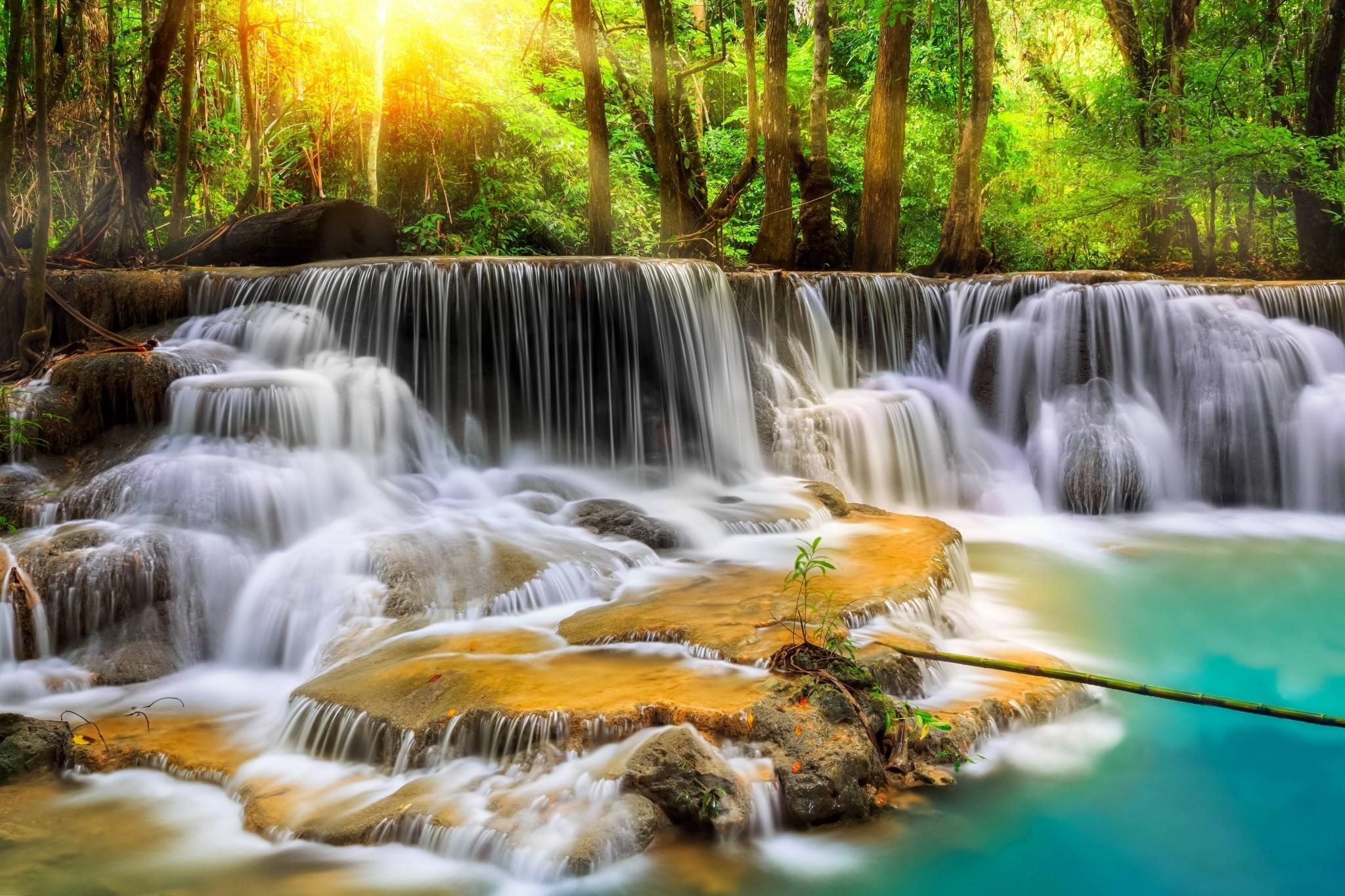 Waterfall Desktop Backgrounds ·① WallpaperTag