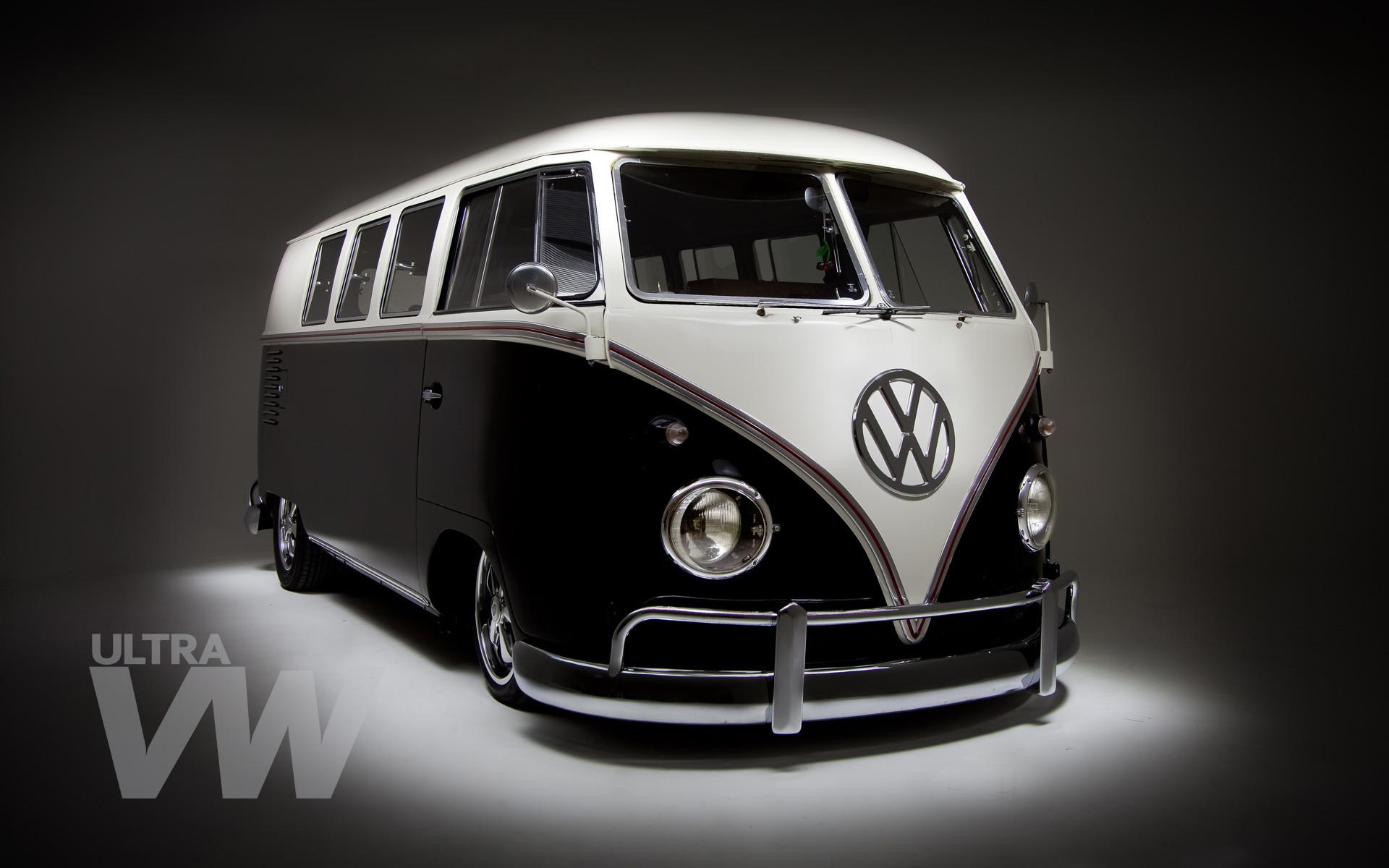 VW Bus Wallpaper 1