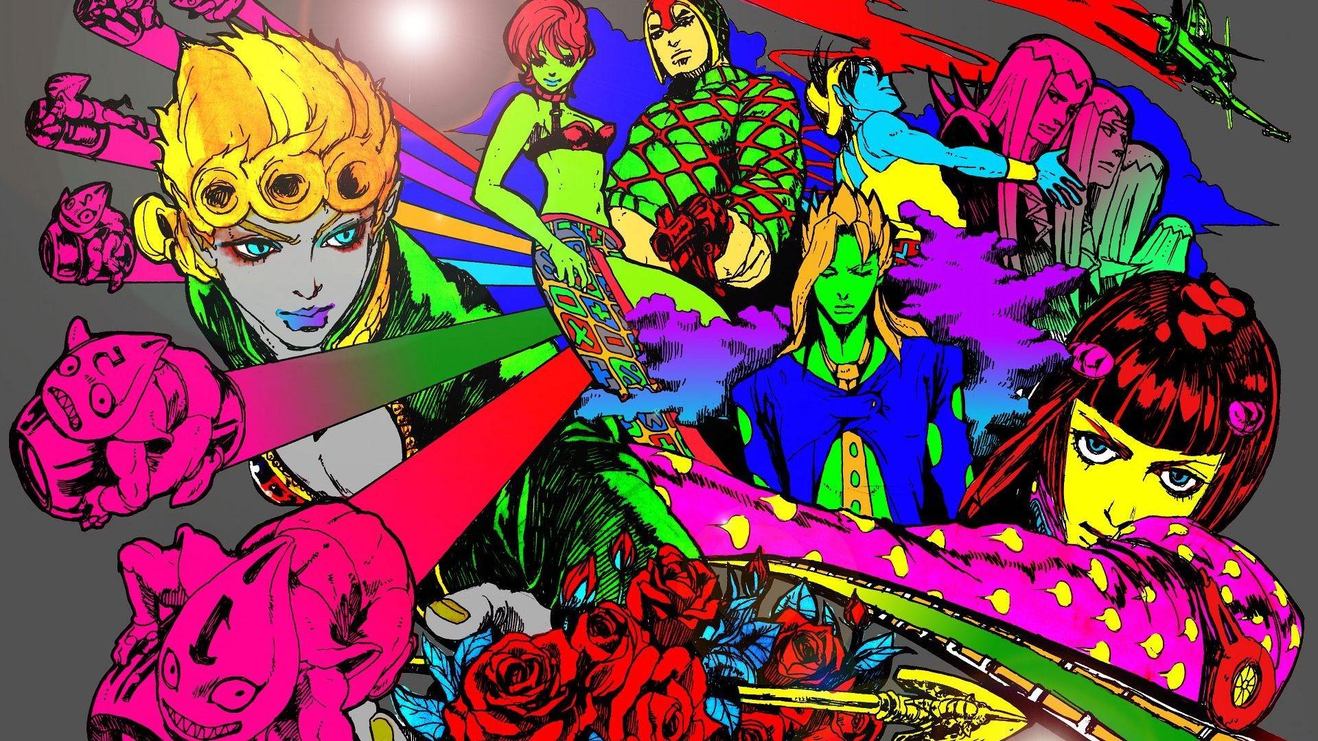 Jojo\'s Bizarre Adventure wallpaper ·① Download free awesome ...