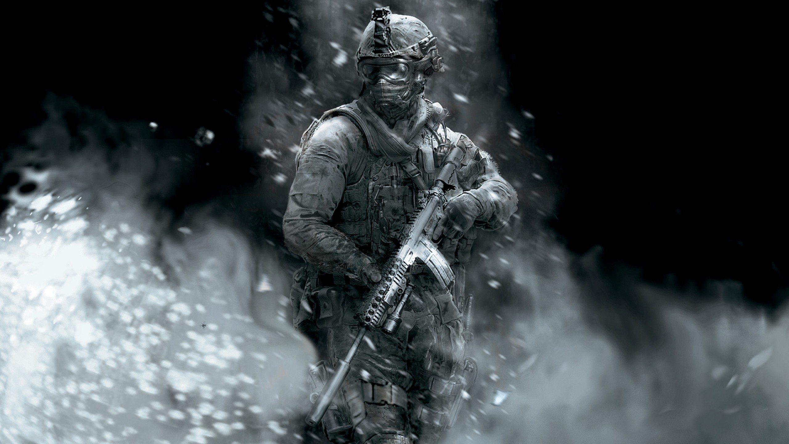 Call of Duty Modern Warfare  № 3671620  скачать