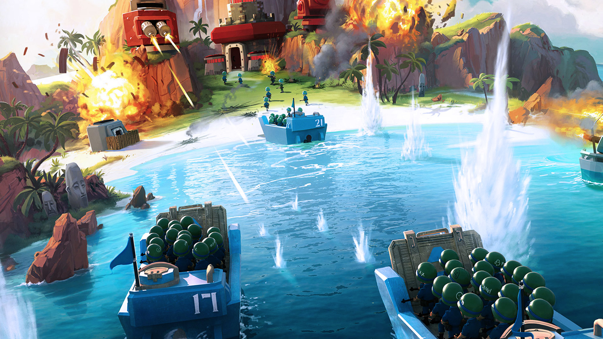 Boom beach for pc,laptop free download on windows (10/8/7 ) and.