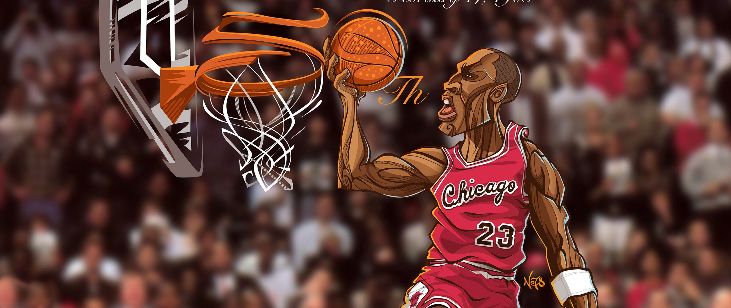 Michael Jordan wallpaper ·① Download free awesome High ...