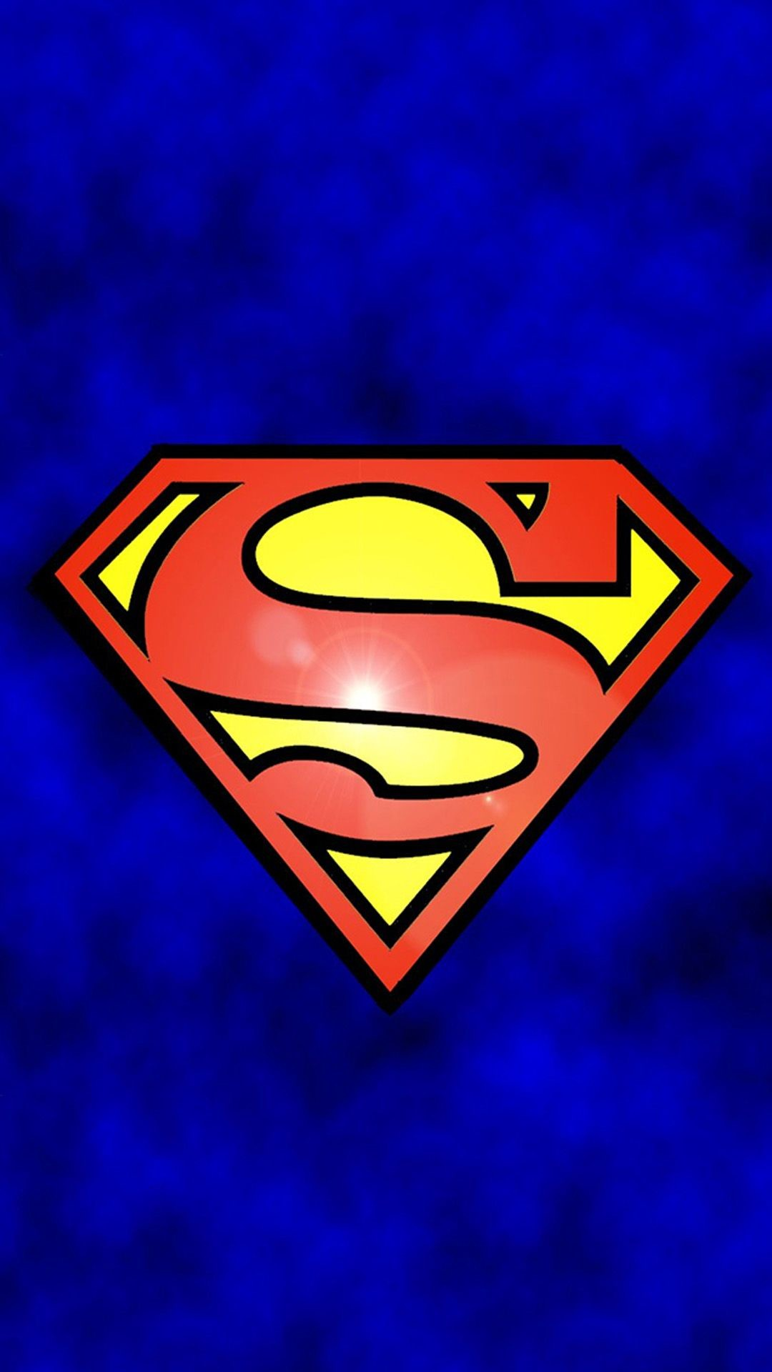 Superman Logo Background ·① WallpaperTag