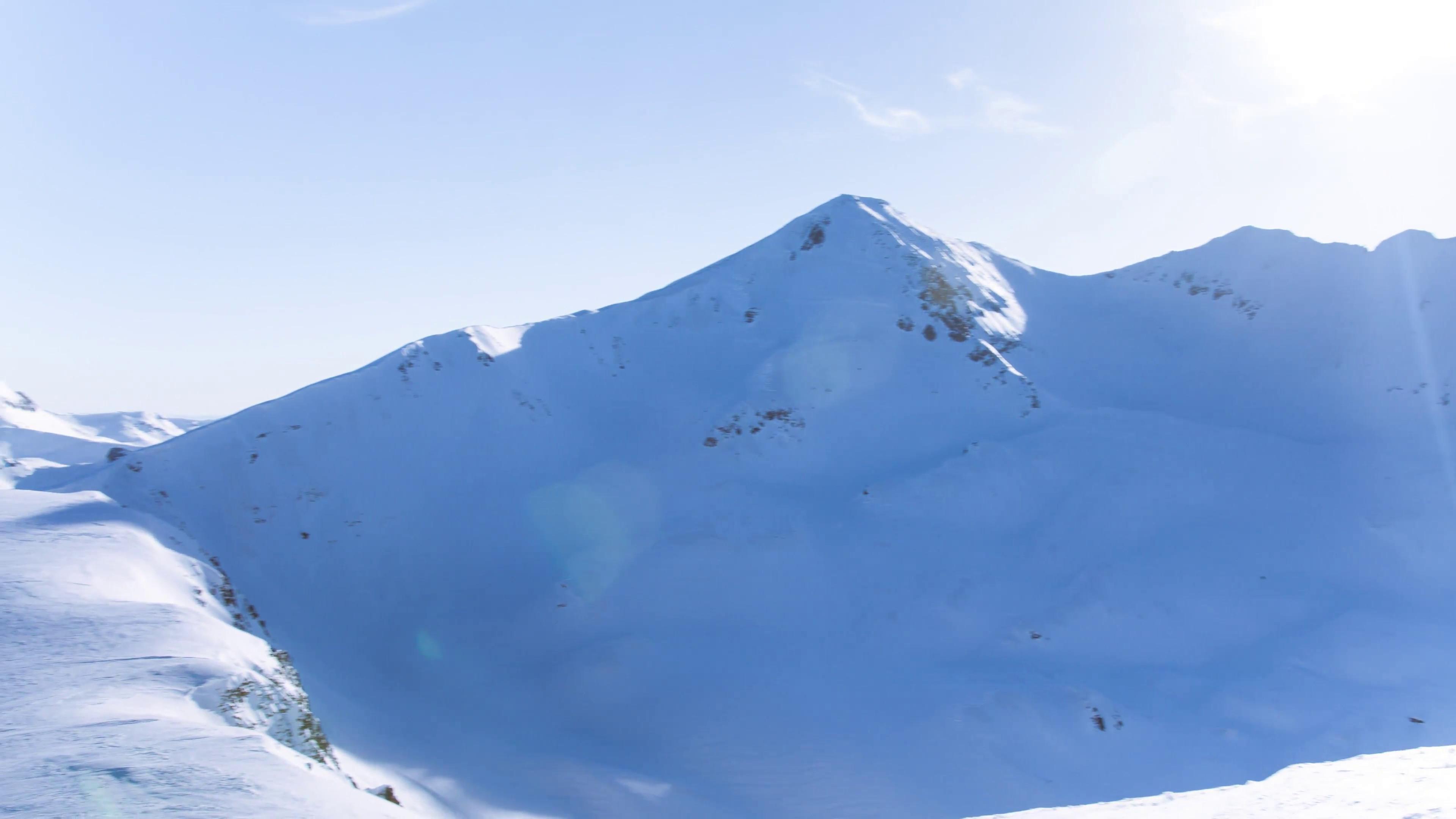 Winter Snow Background ·① WallpaperTag