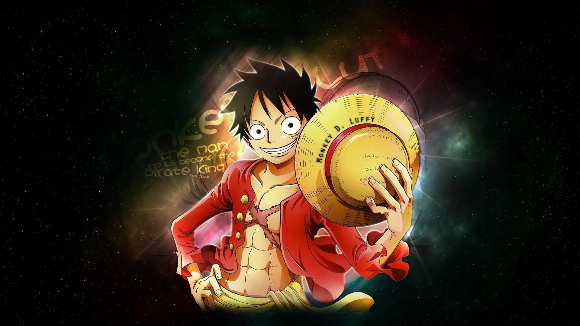 One Piece Wallpaper Luffy