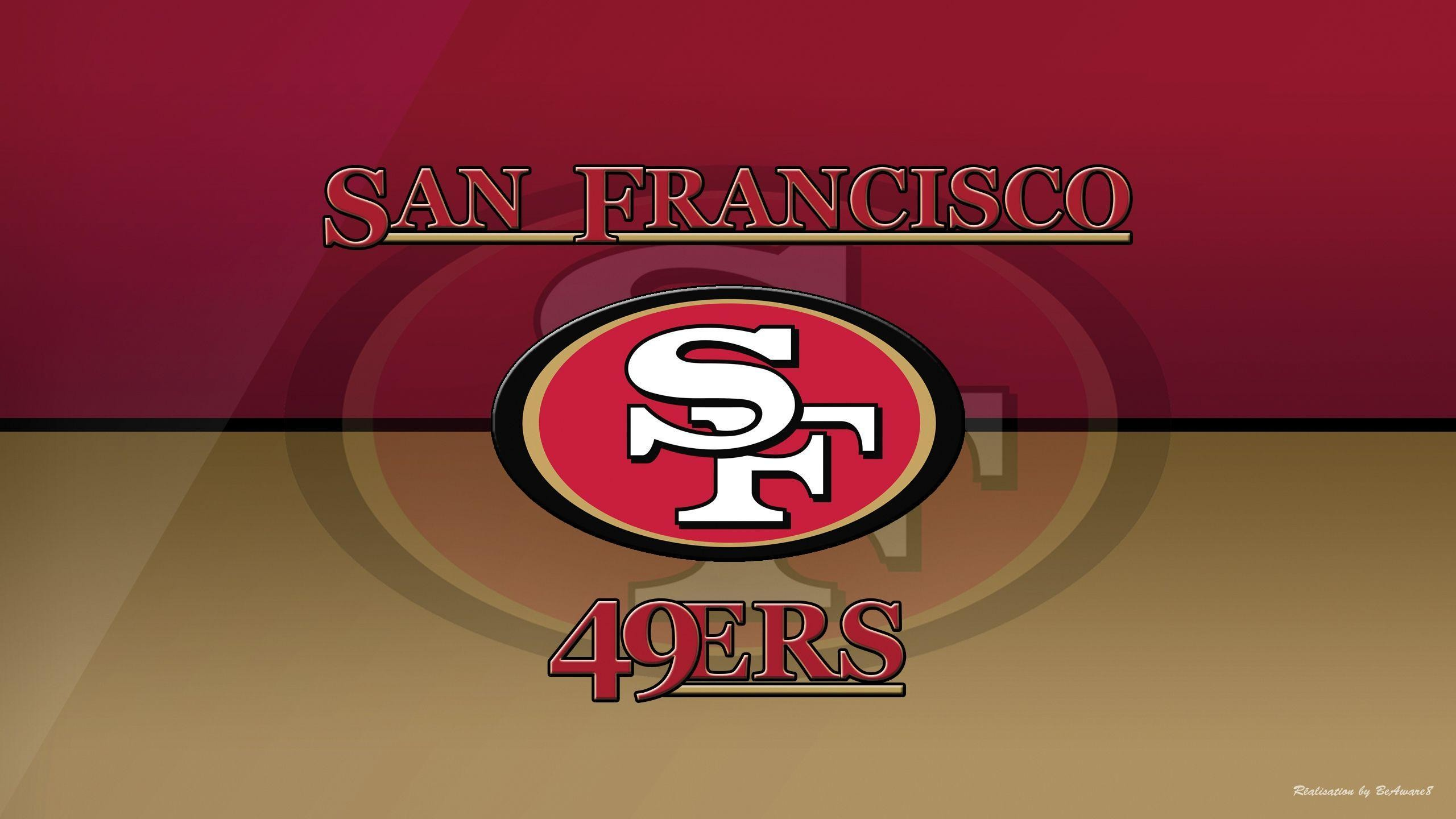 San francisco 49ers wallpapers 2560x1440 49ers 2016 schedule wallpapers wallpaper cave download voltagebd Image collections