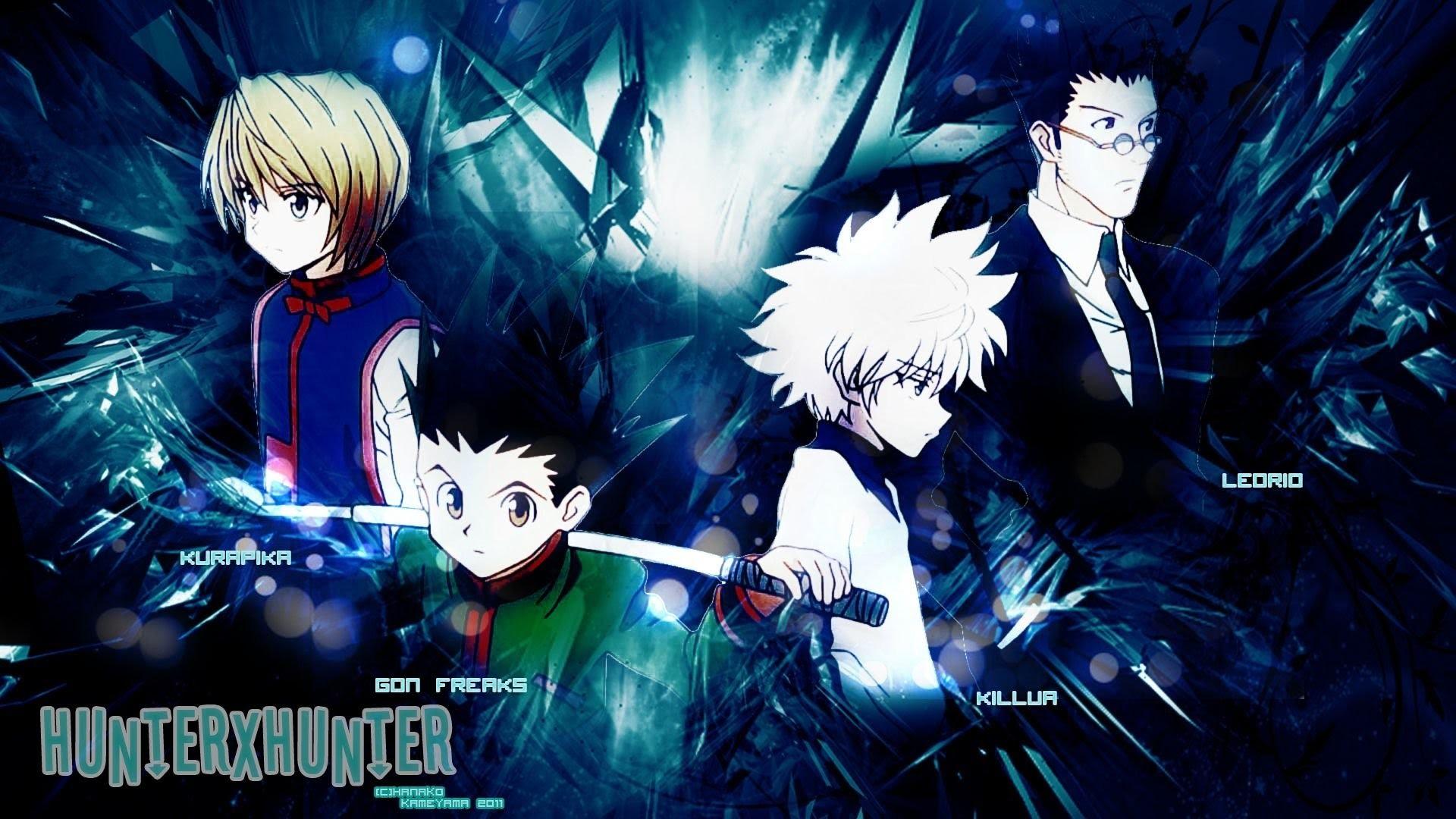 Hunter X Hunter Wallpaper Download Free Cool Full Hd