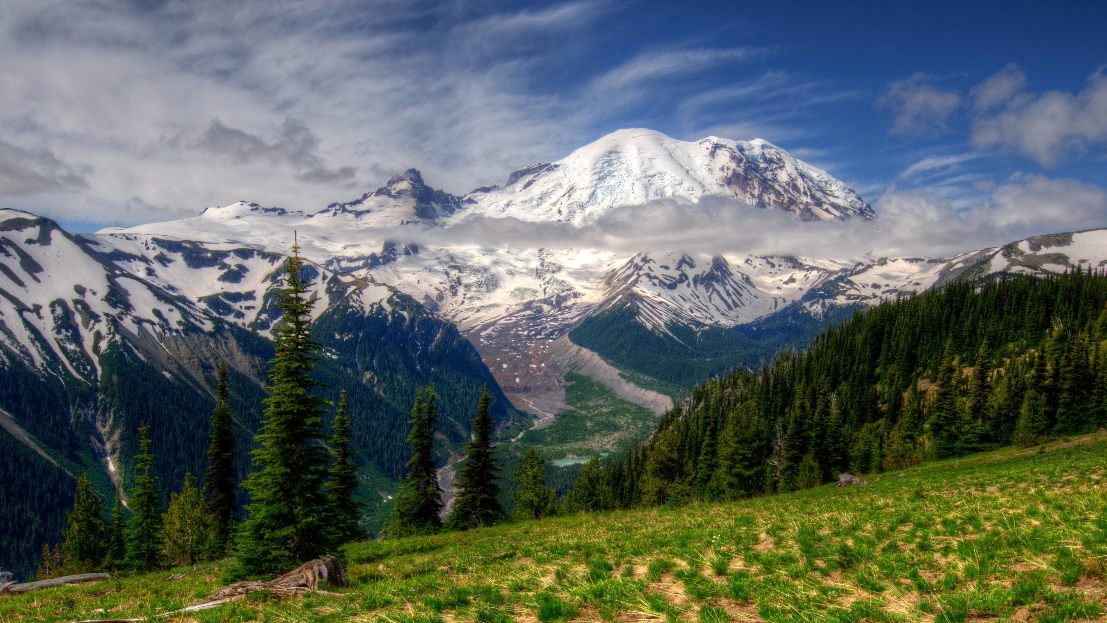 Mount Rainier Wallpaper ·① WallpaperTag