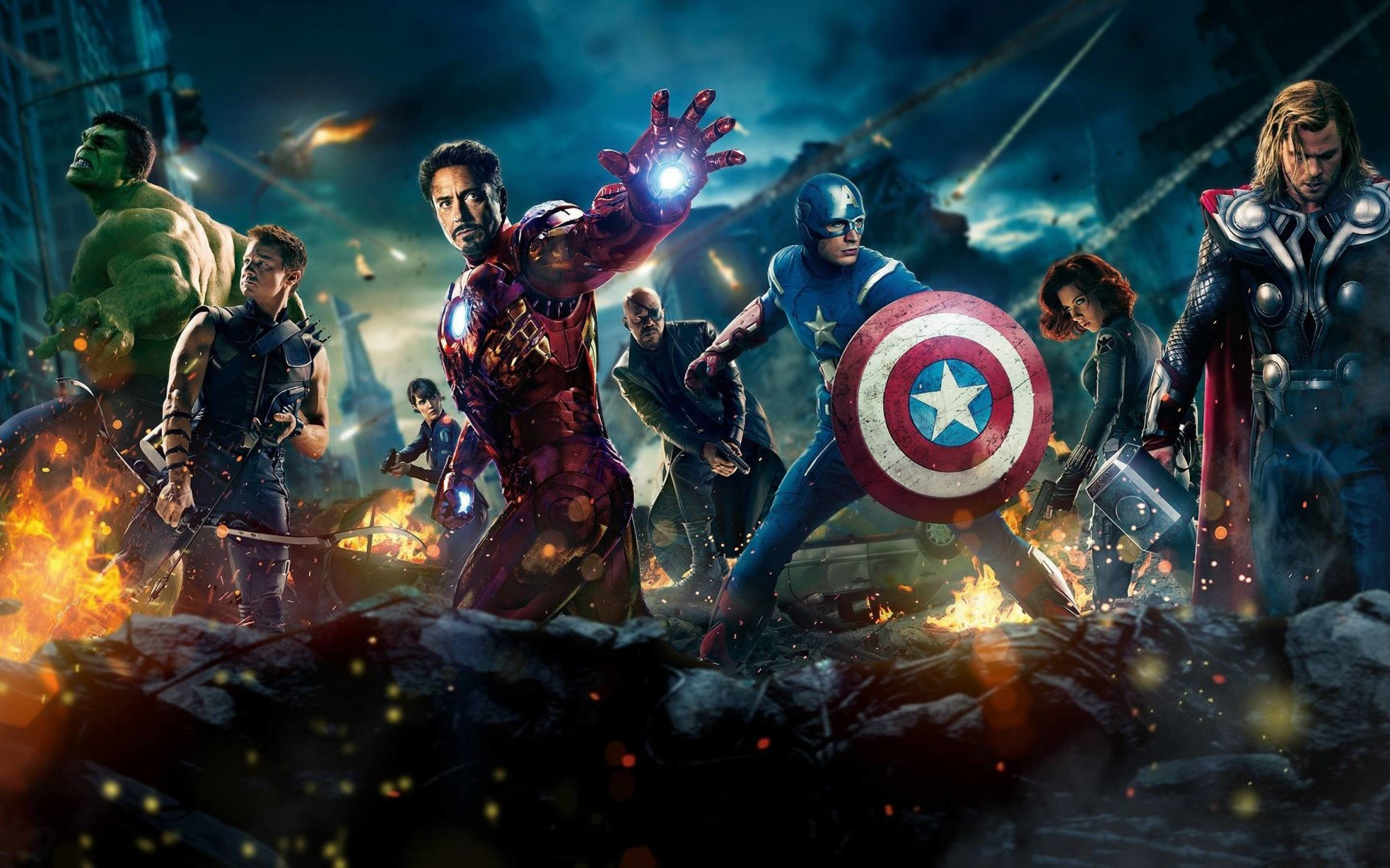 Marvel HD Wallpapers 1