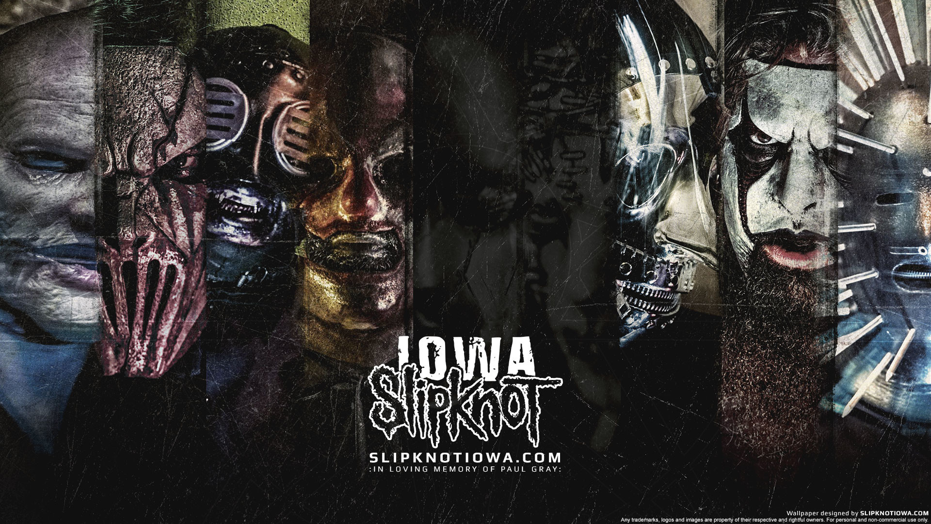 Slipknot 2017 Wallpaper ·①
