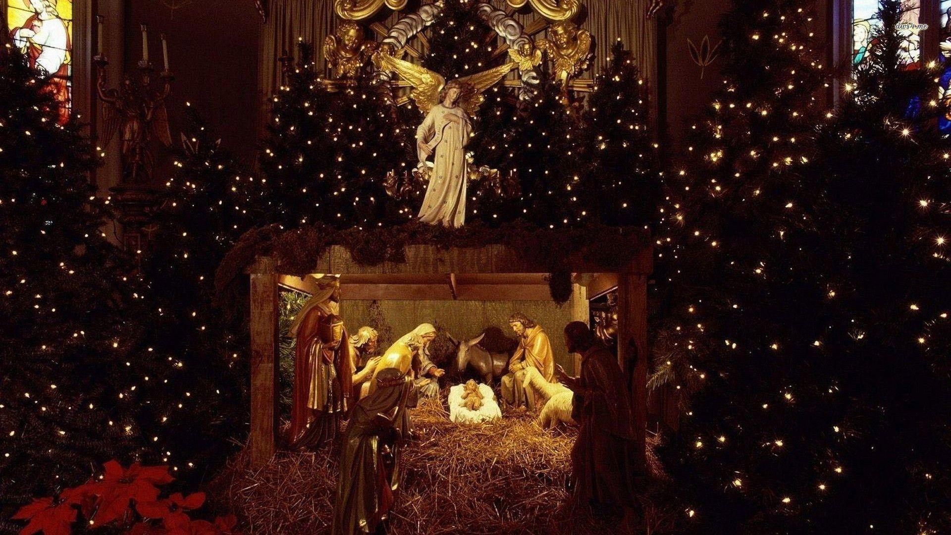 Christmas Nativity Backgrounds ① Wallpapertag
