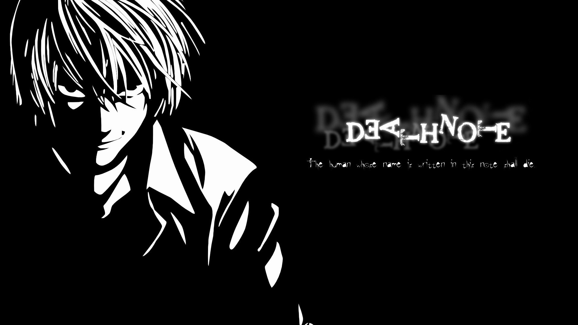 1920x1080 Death Note Wallpapers L HD Download
