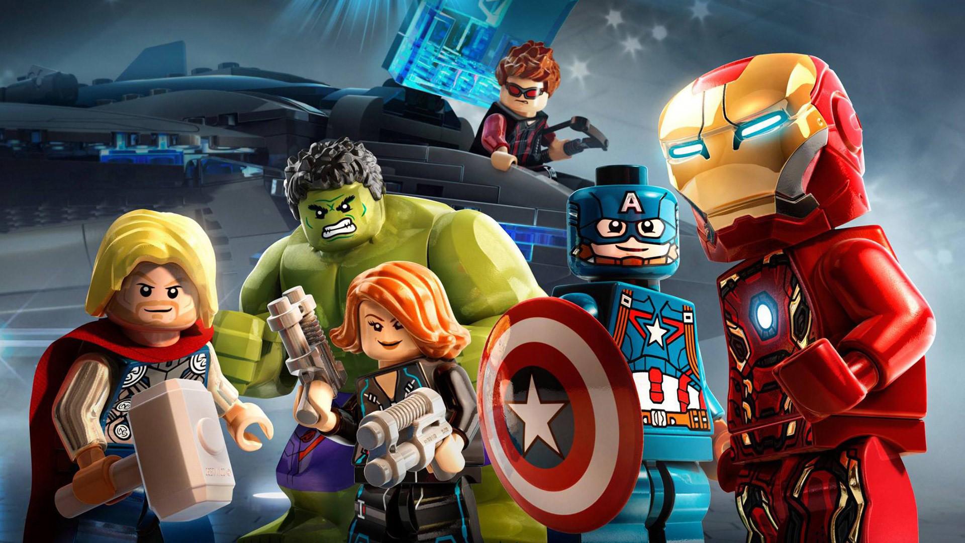 Lego superheroes wallpaper preview wallpaper lego marvel super heroes voltagebd Gallery