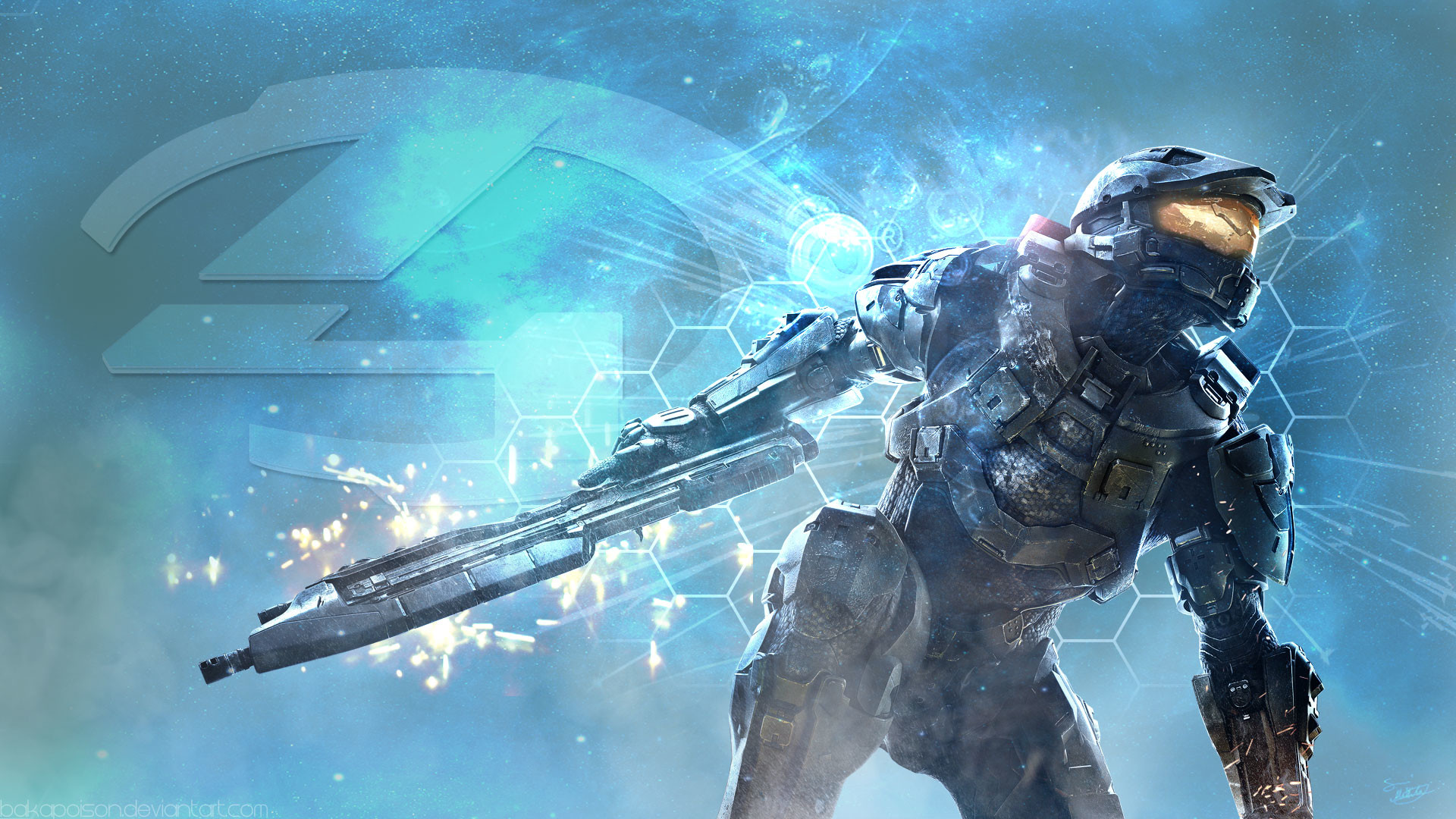 Halo 4 Wallpaper 1920x1080 Wallpapertag