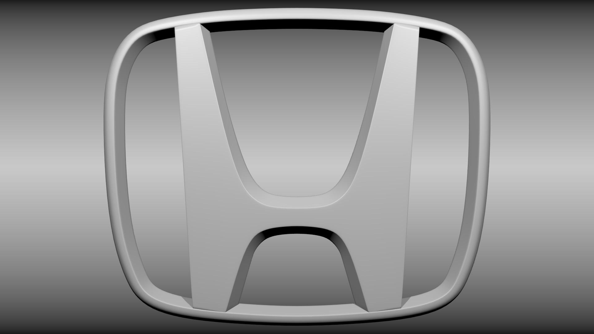 Honda Logo Wallpaper 183 ①