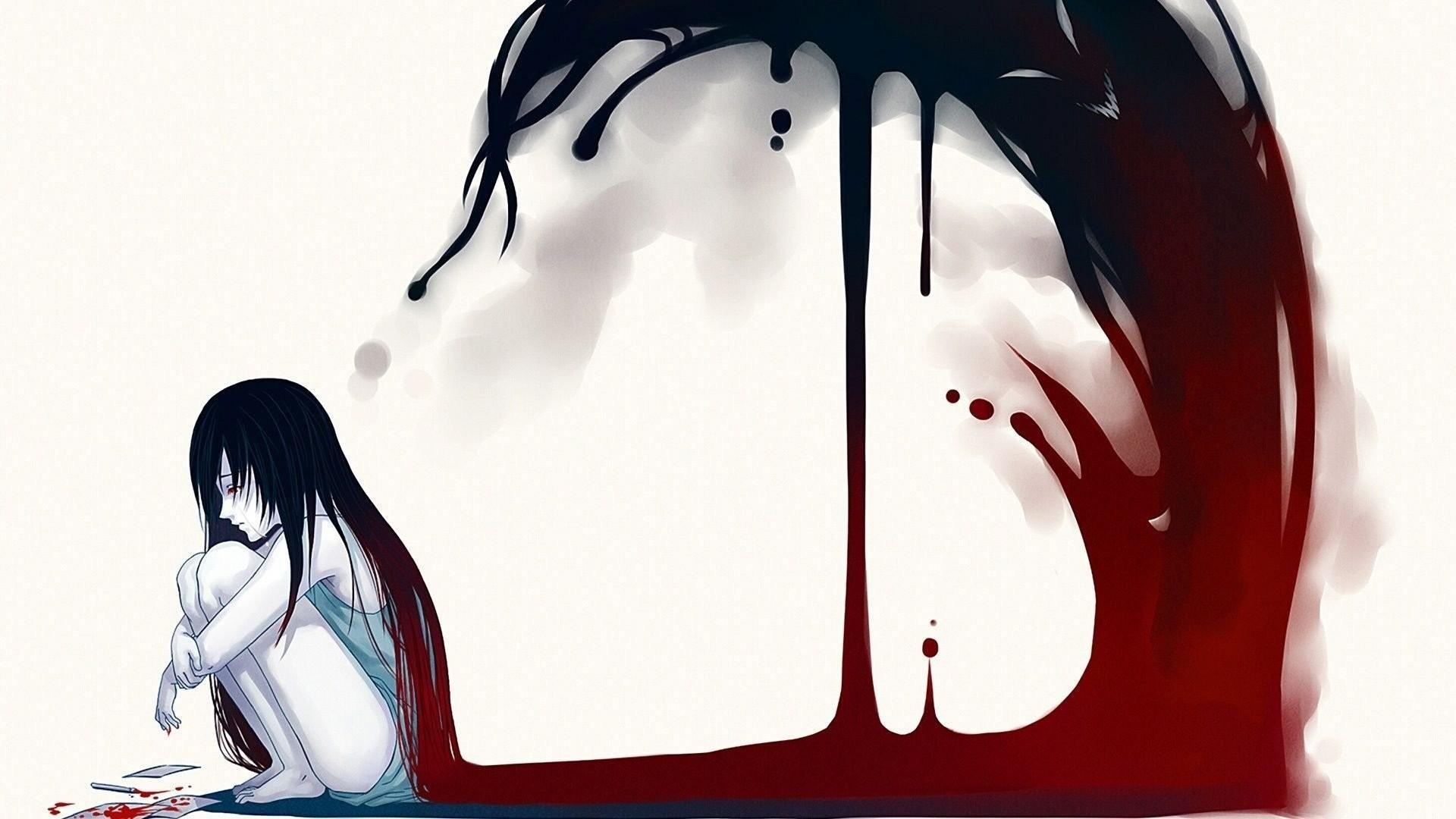 Sad Anime Wallpapers