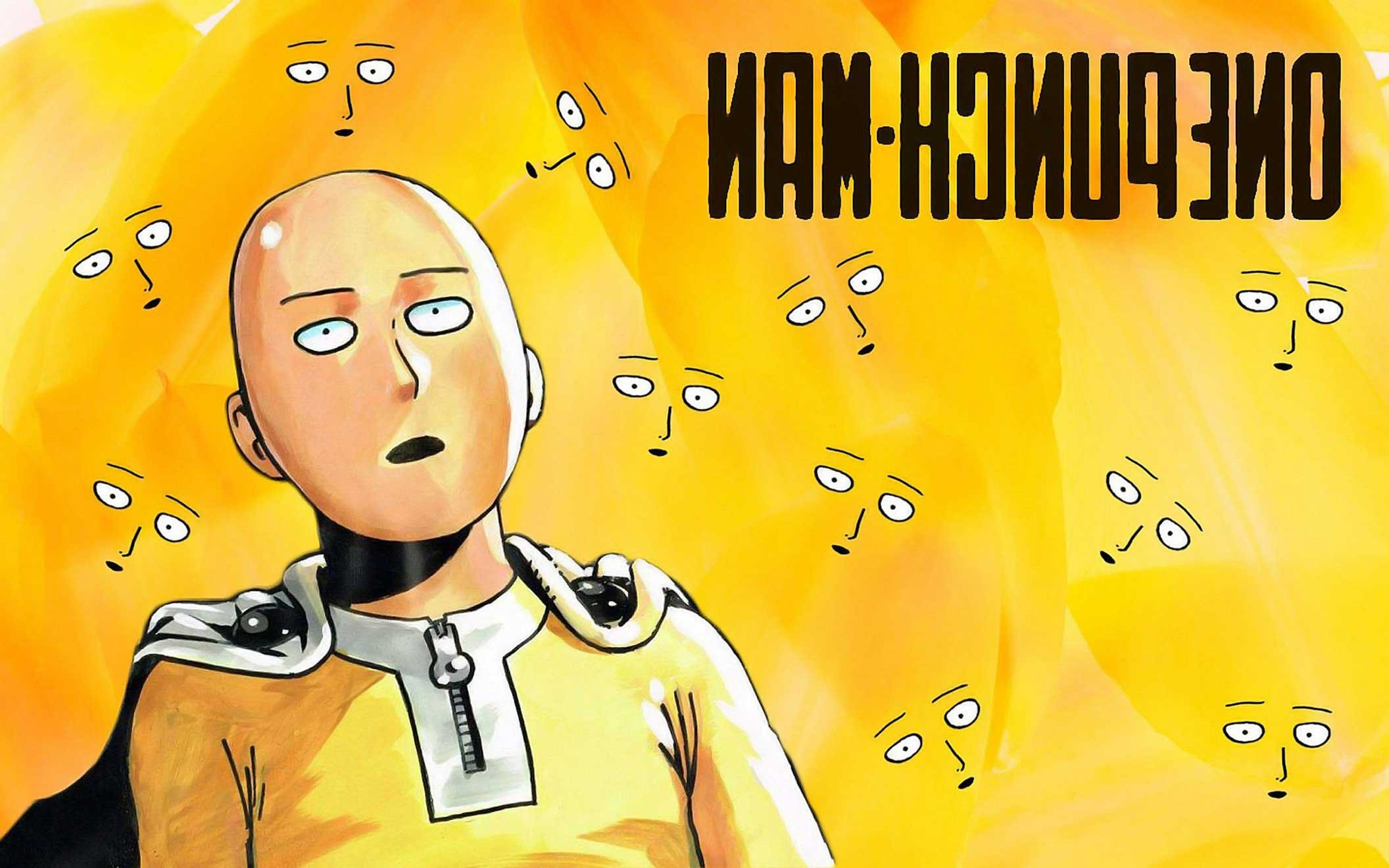 One punch man wallpaper hd download free stunning hd - Funny one punch man wallpaper ...