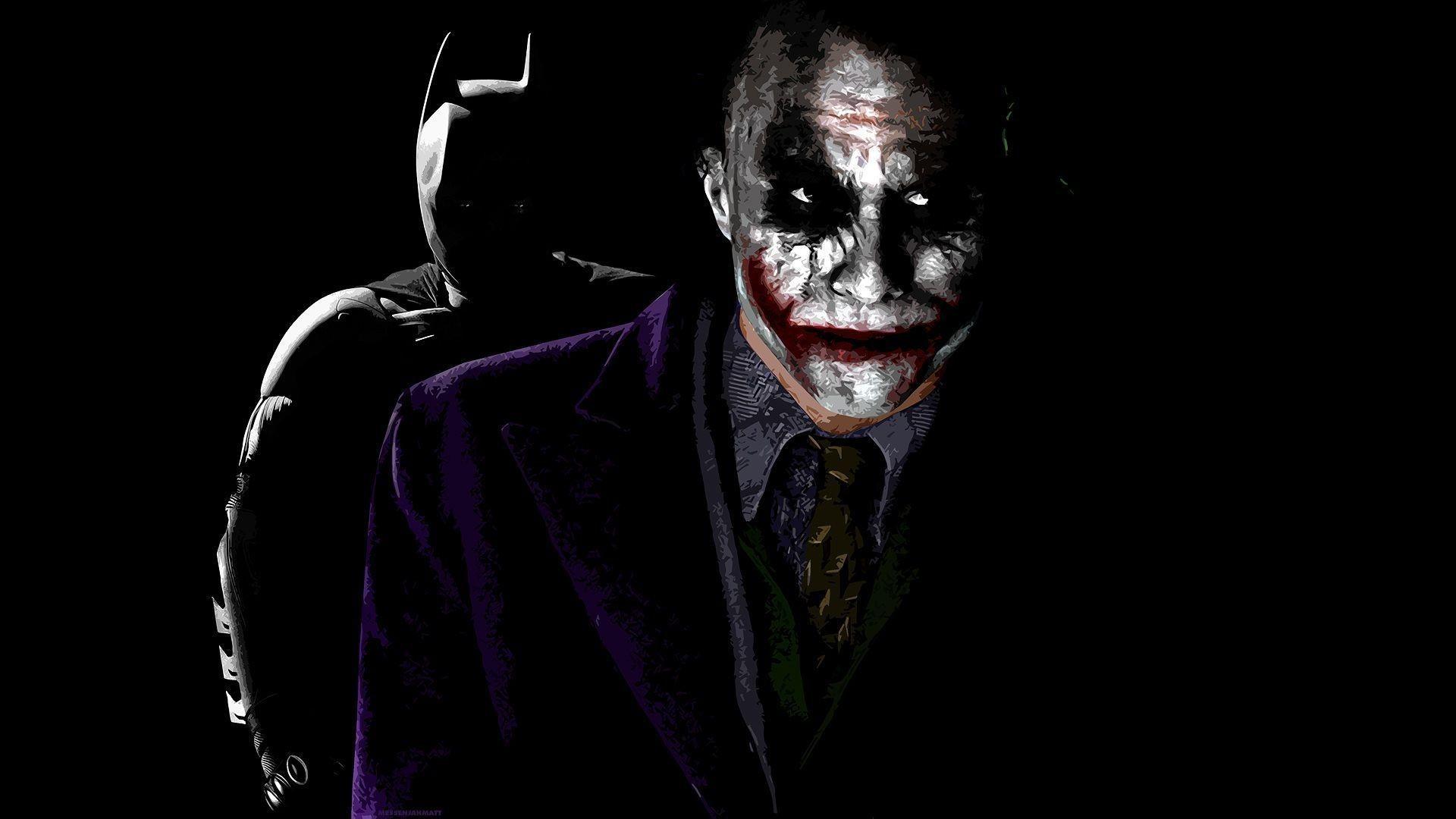 batman vs joker wallpapers a'
