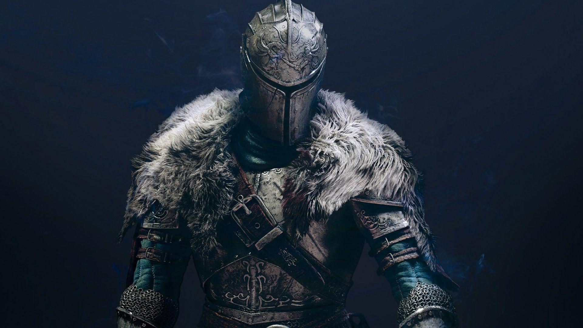 1920x1080 Dark Souls Knight Medieval Hd Dimensions Wallpaper Background