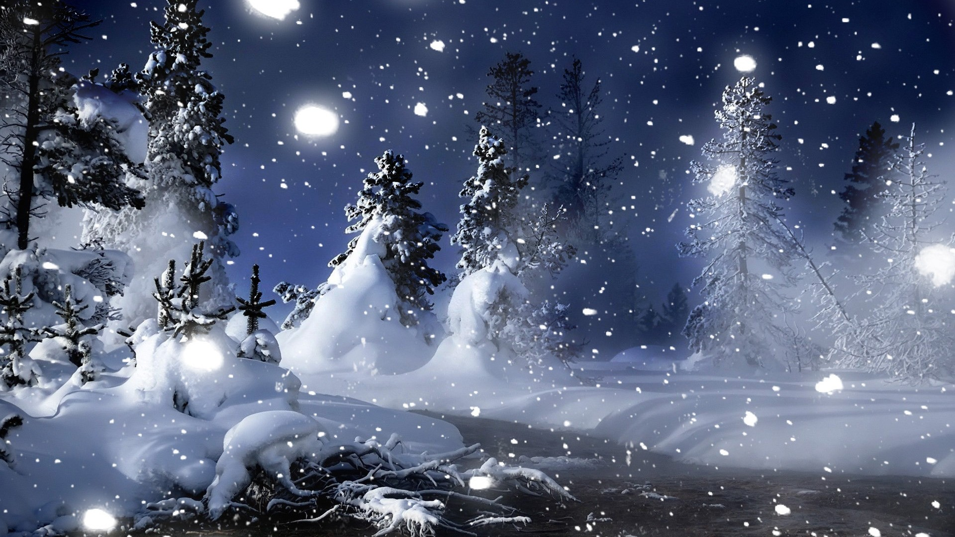 Winter background images download free awesome high for Foto inverno per desktop