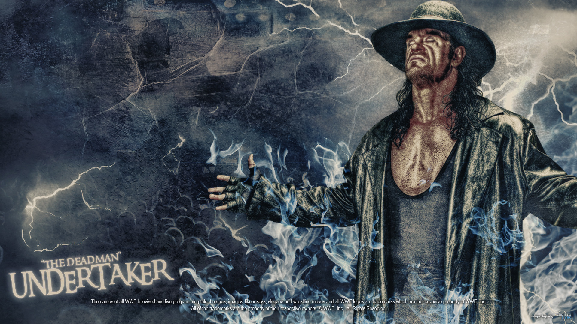 Undertaker Wallpaper HD 1