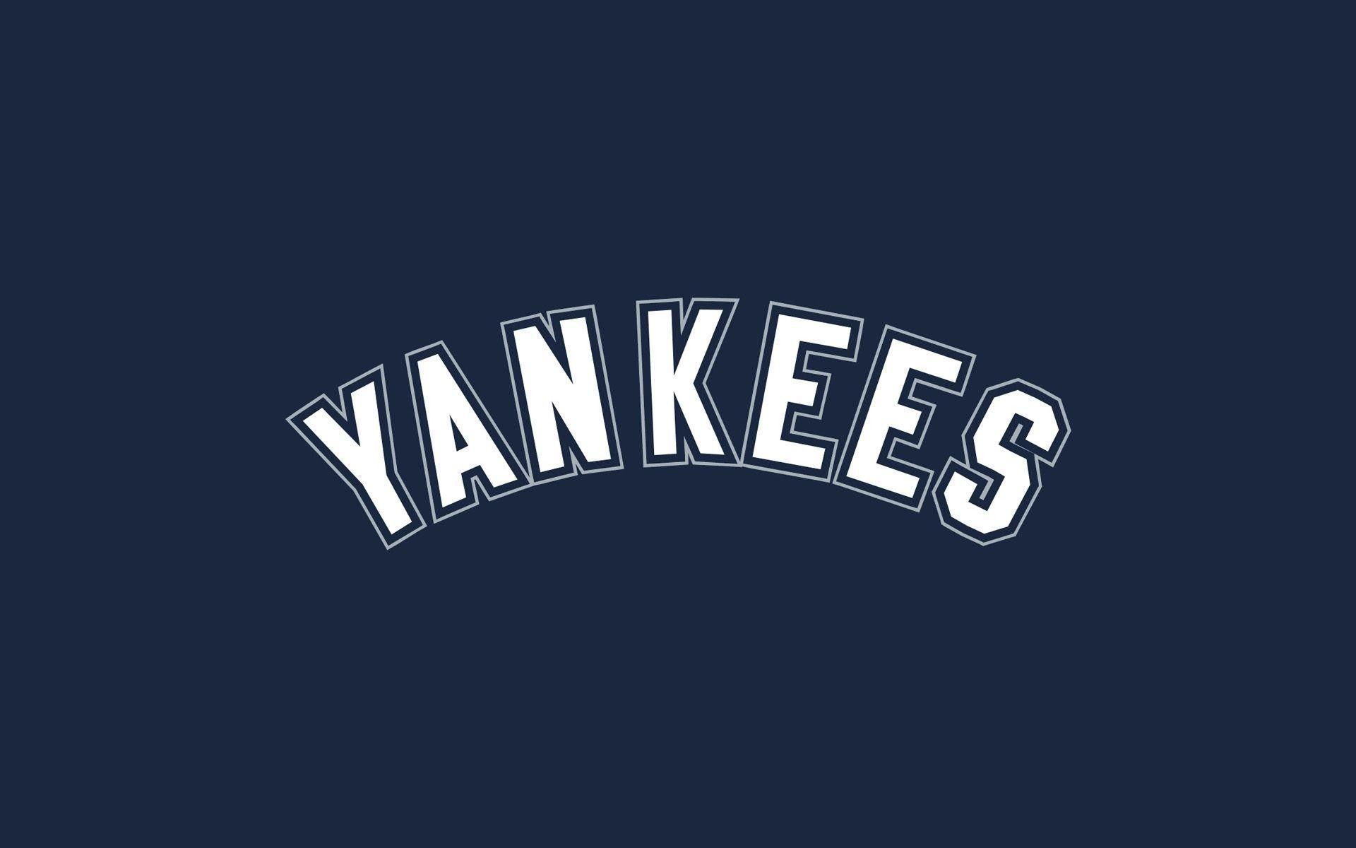 Yankees Logo Wallpaper Wallpapertag