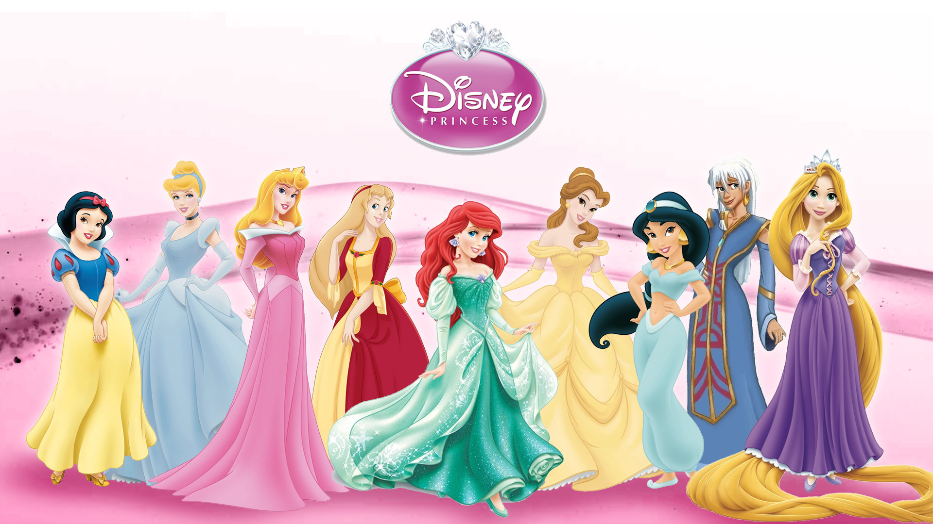 Disney Princesses Wallpaper ①