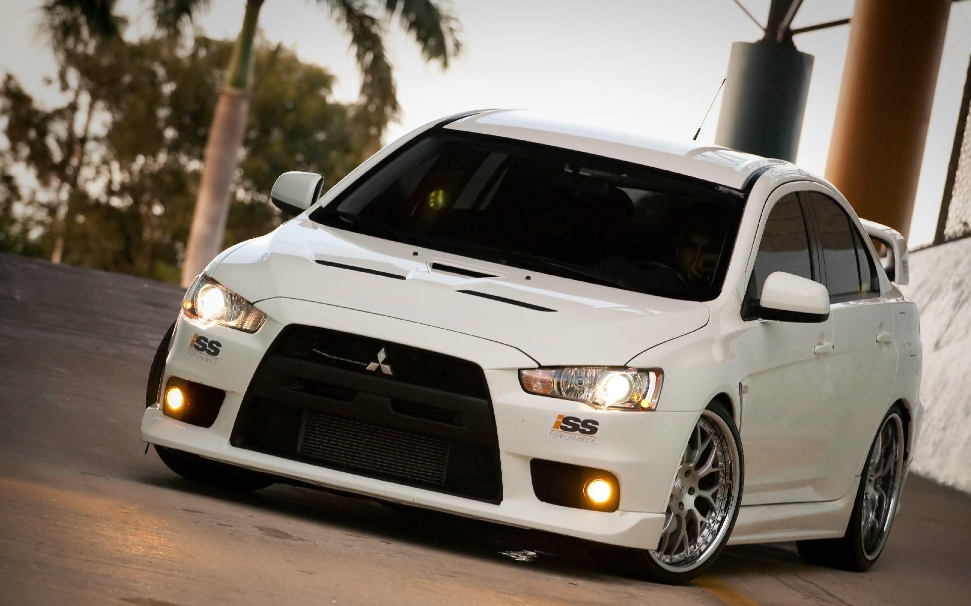 Mitsubishi Lancer Evo Wallpaper Wallpapertag
